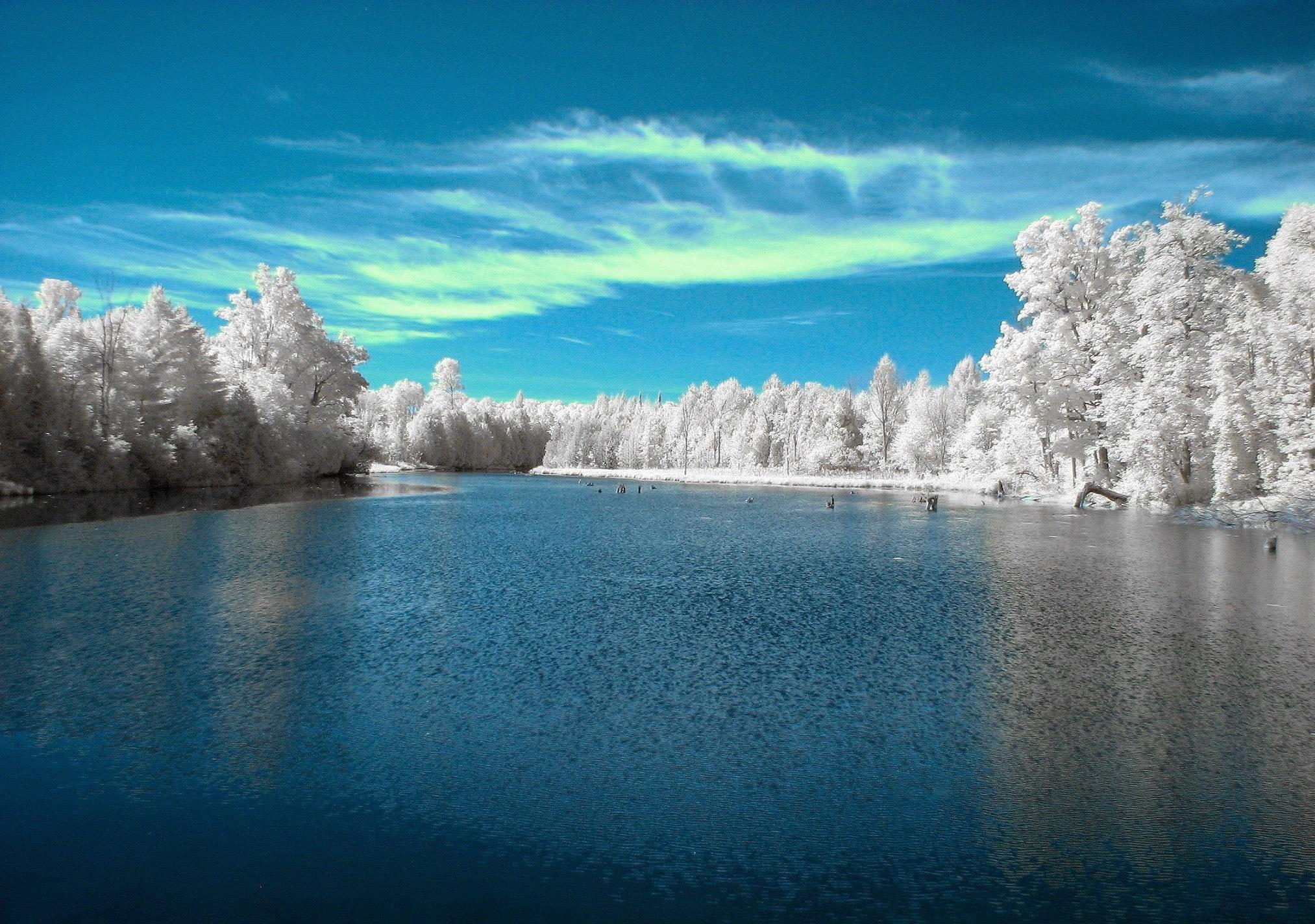 Massey Pond by El Merrifield