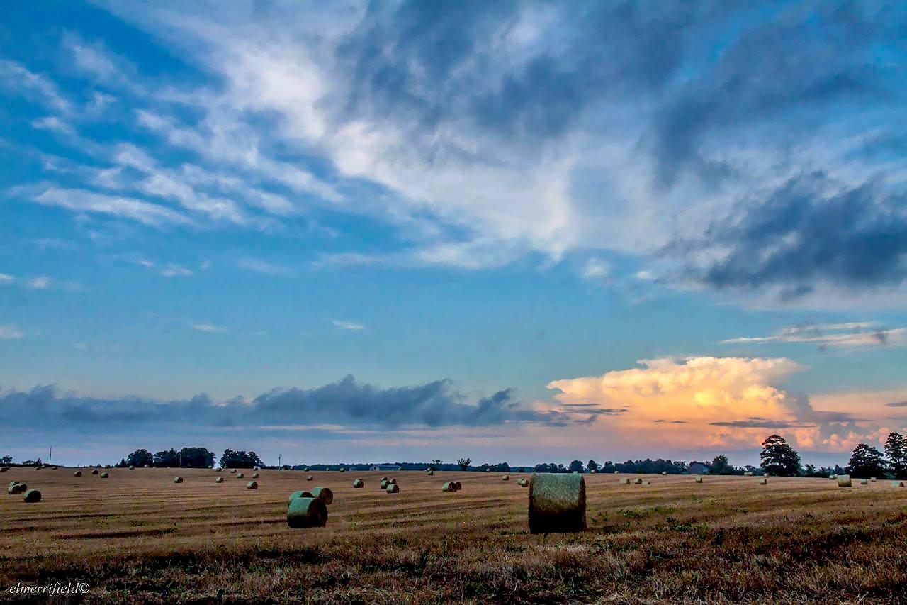 Westbound Storm by El Merrifield