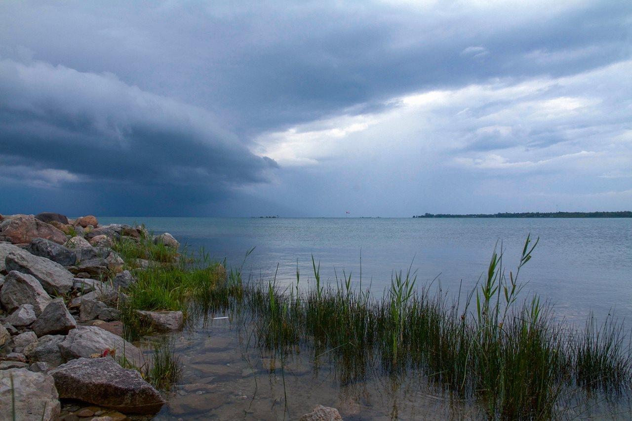 The Storm by El Merrifield