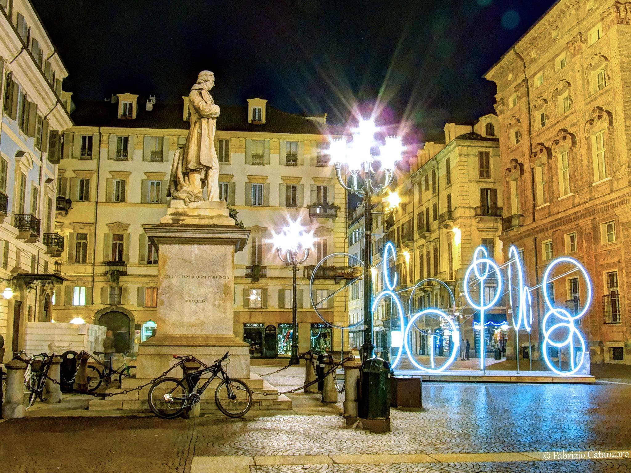 piazza Carignano by fabricata
