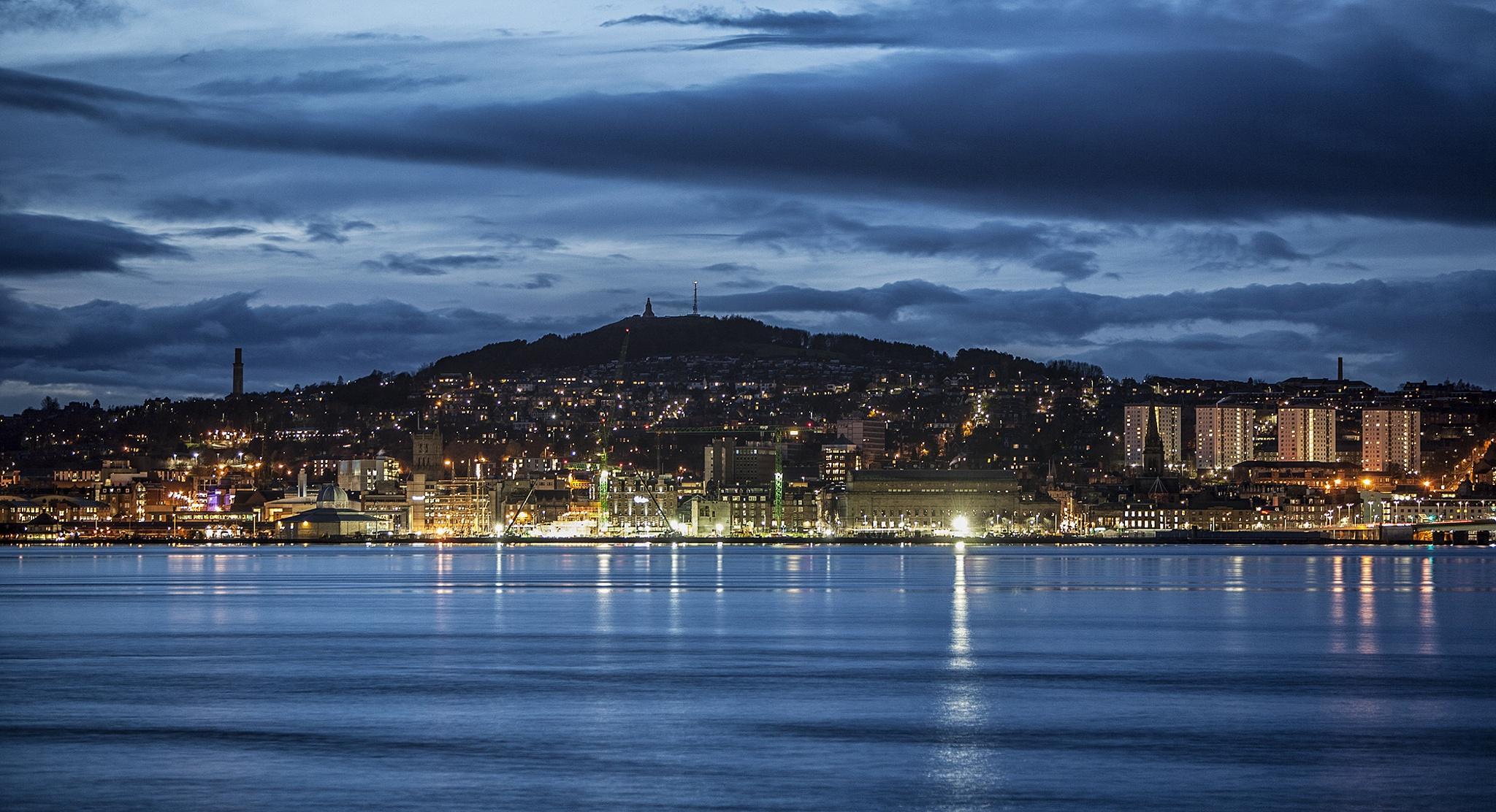 Dundee City by Funkmasterdoogan