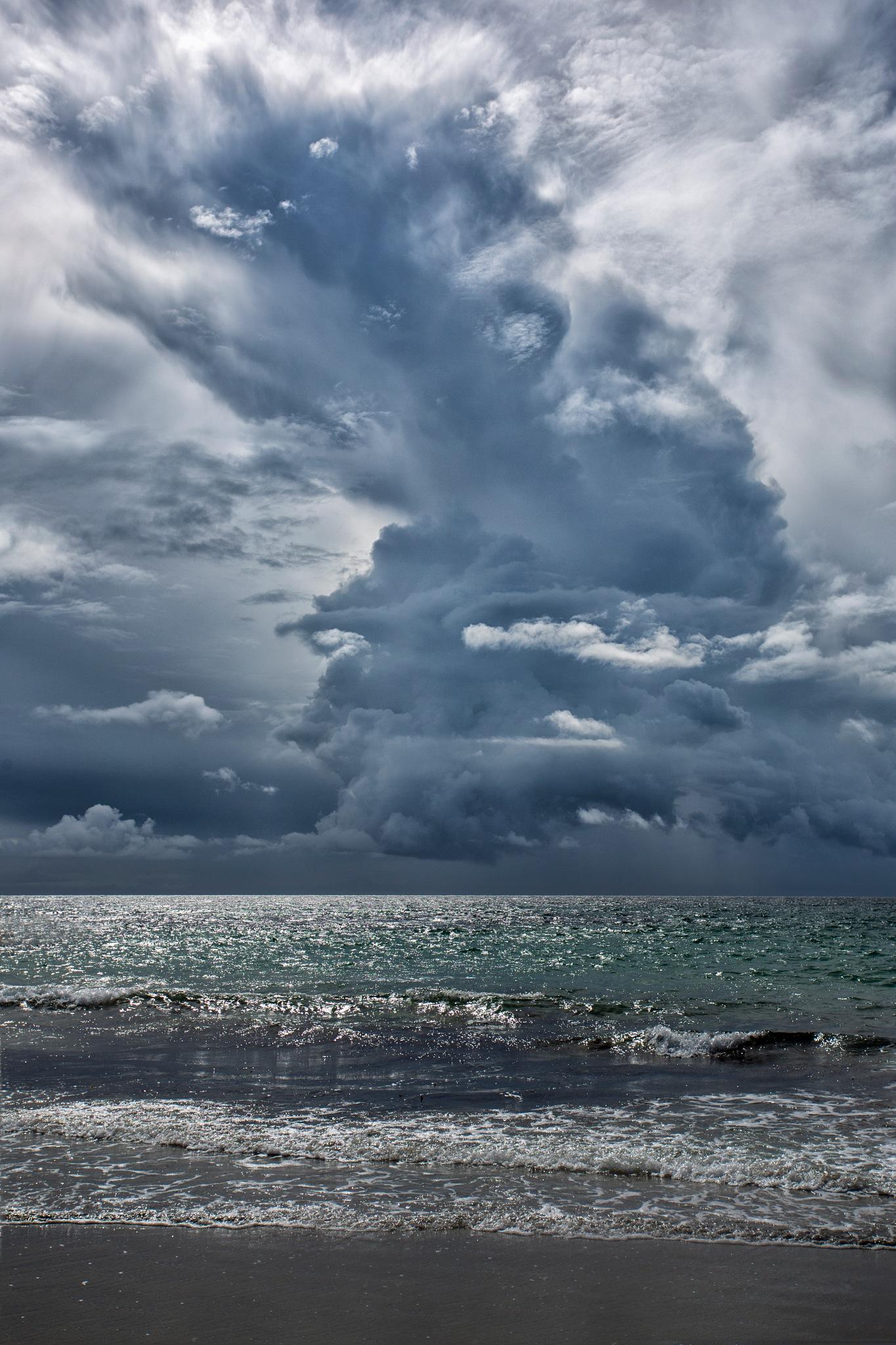 North Atlantic Clouds by Funkmasterdoogan