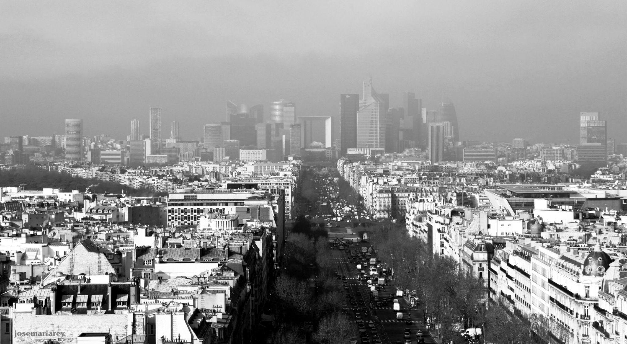 Por Paris by josemariareymontes