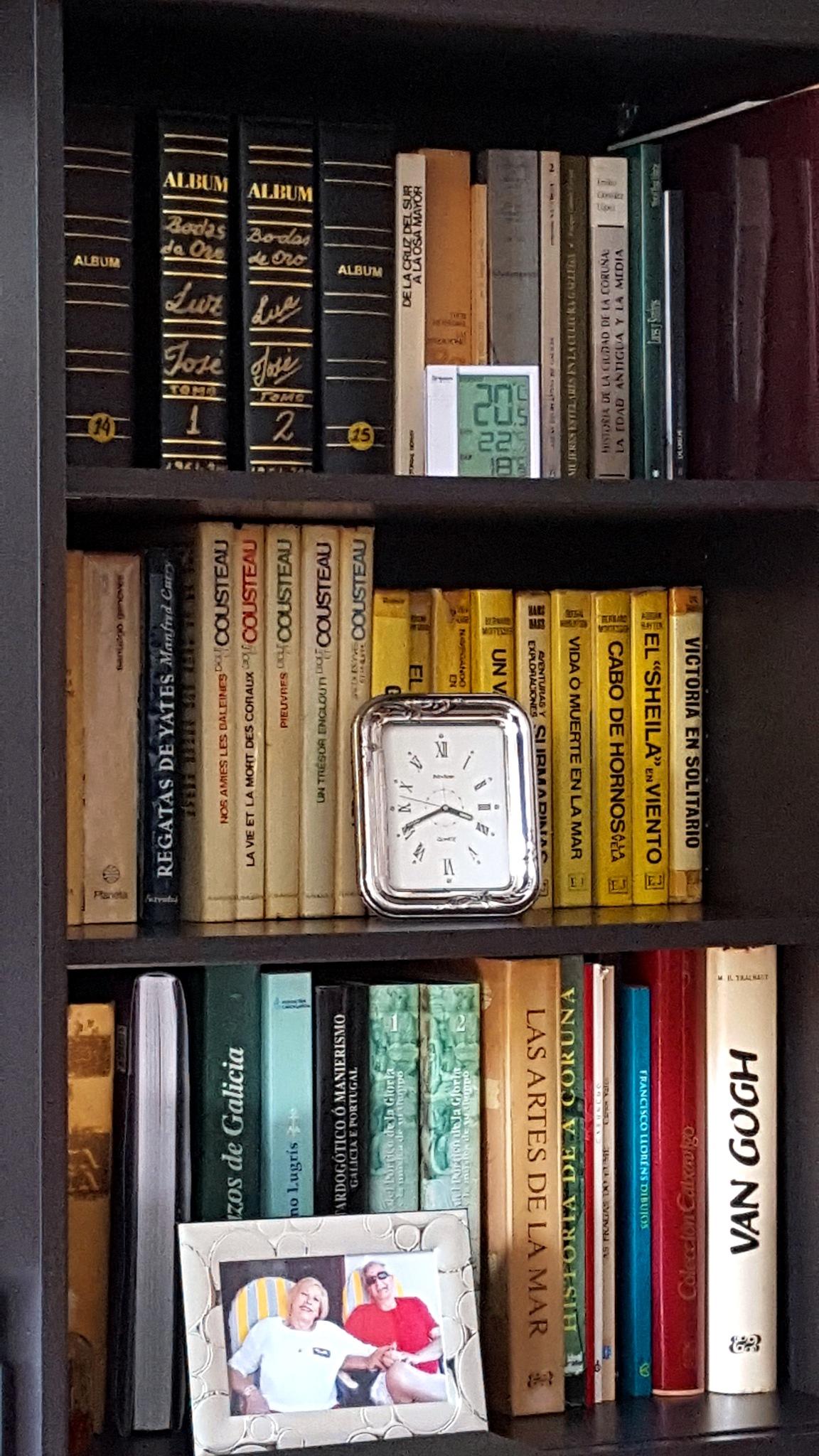 Libros en uso by josemariareymontes