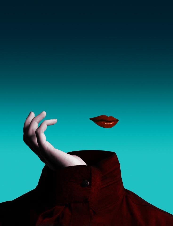 surrealism fashion by Nitt Marques