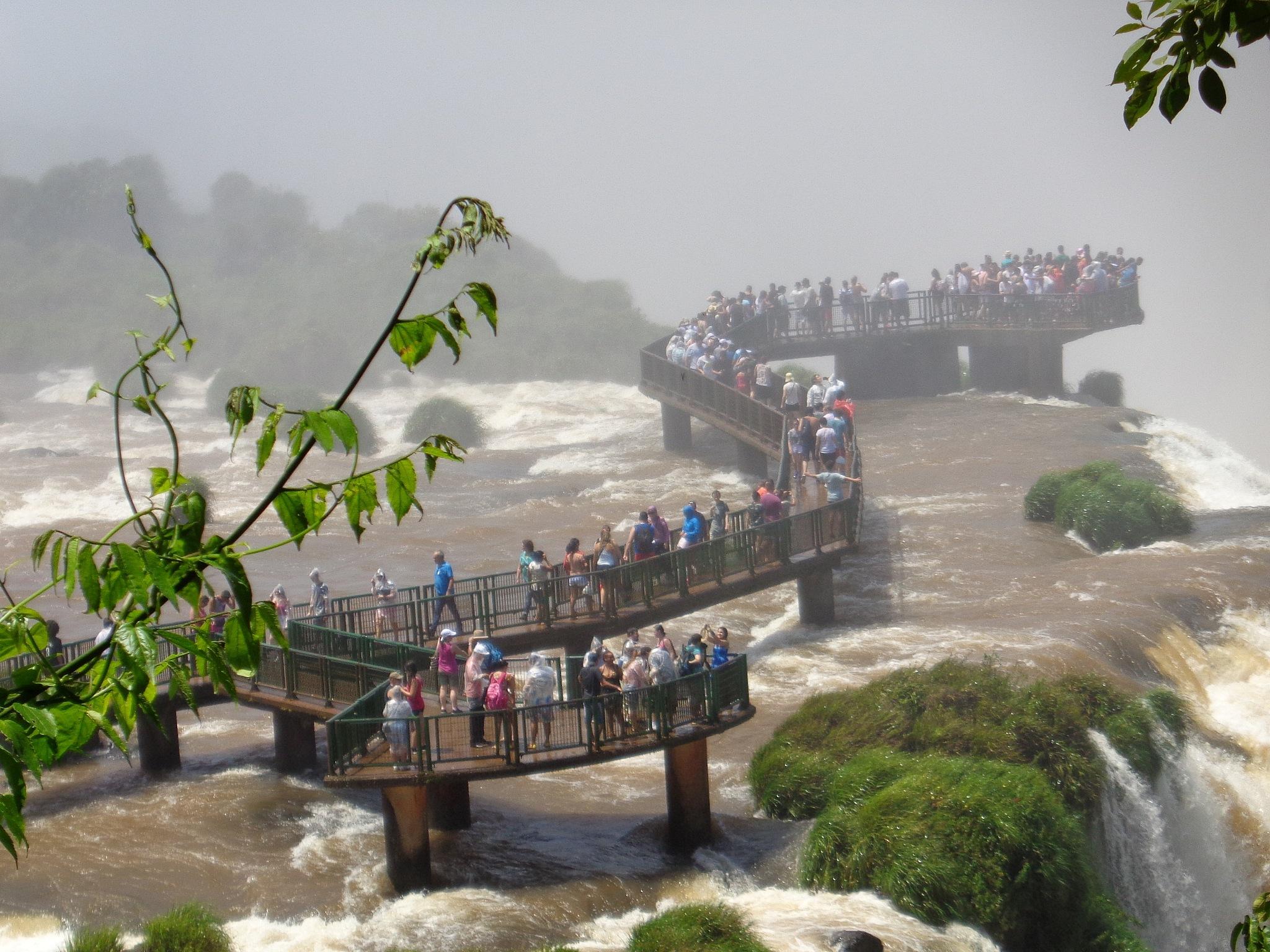 Cataratas Do Iguaçu | waterfalls Of Iguaçu by Reginaldo Levinski Da Silva