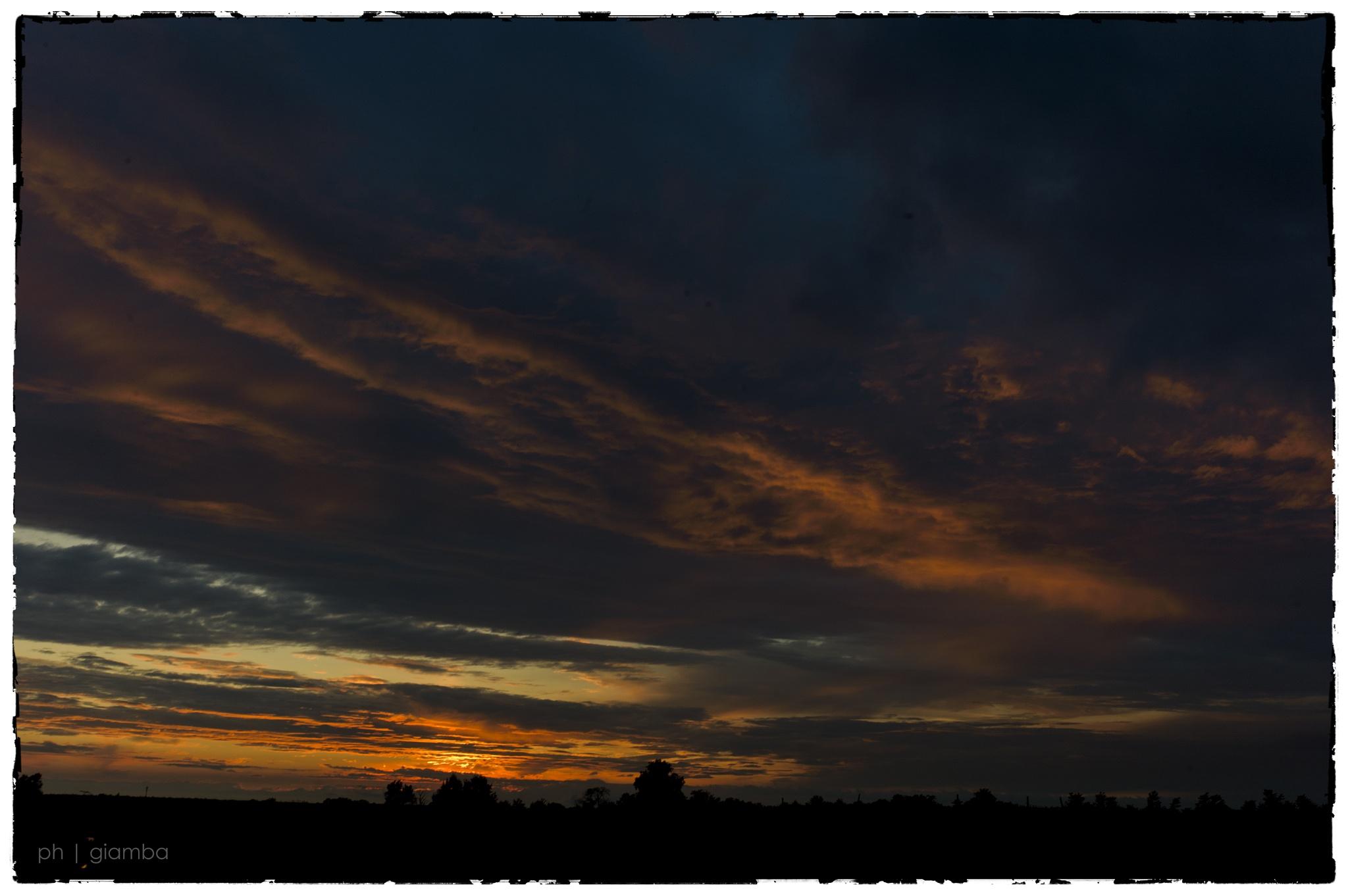 Sky by Giamba Battaini