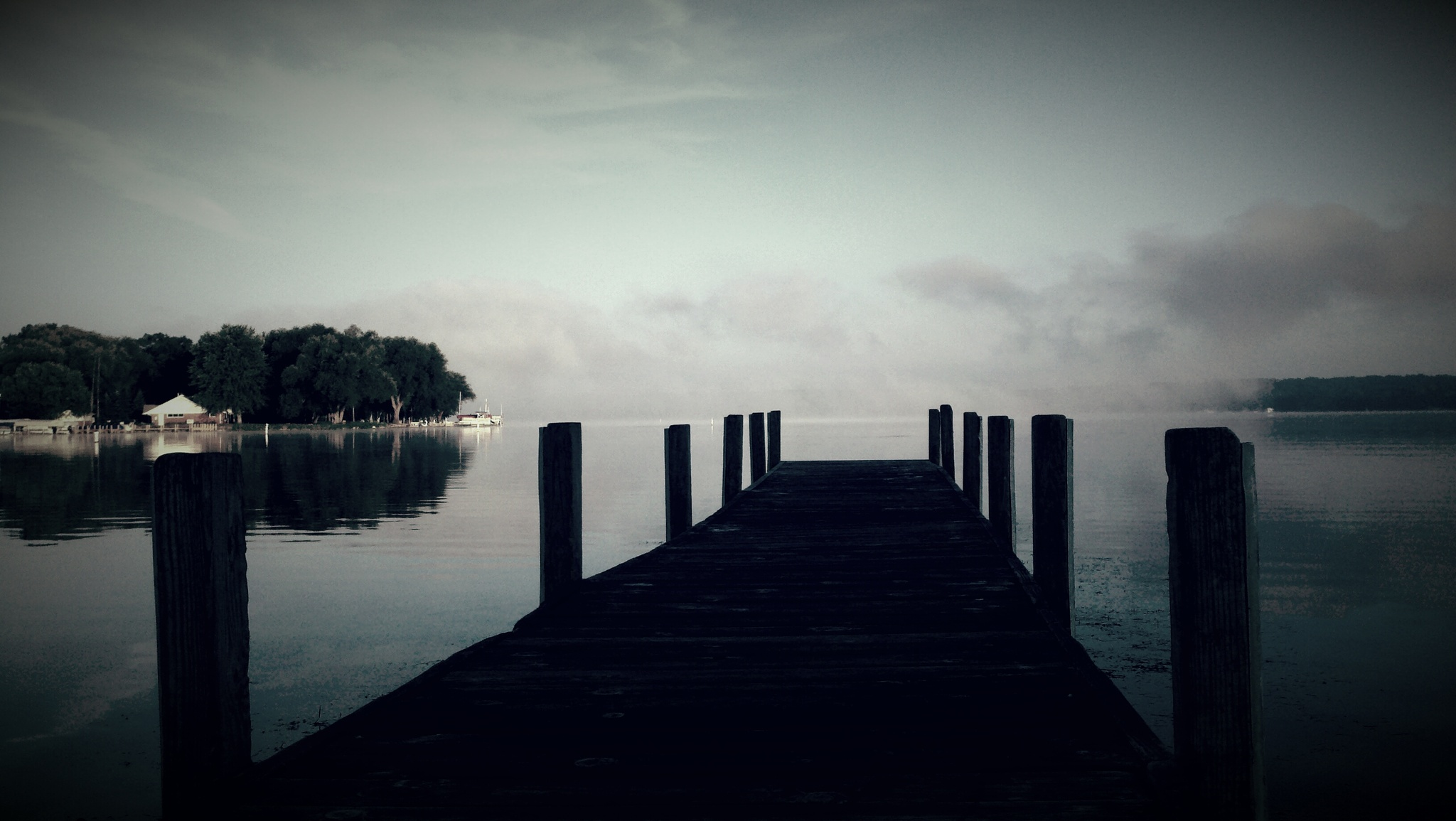 sittin on the dock of a bay by Kathsdecor