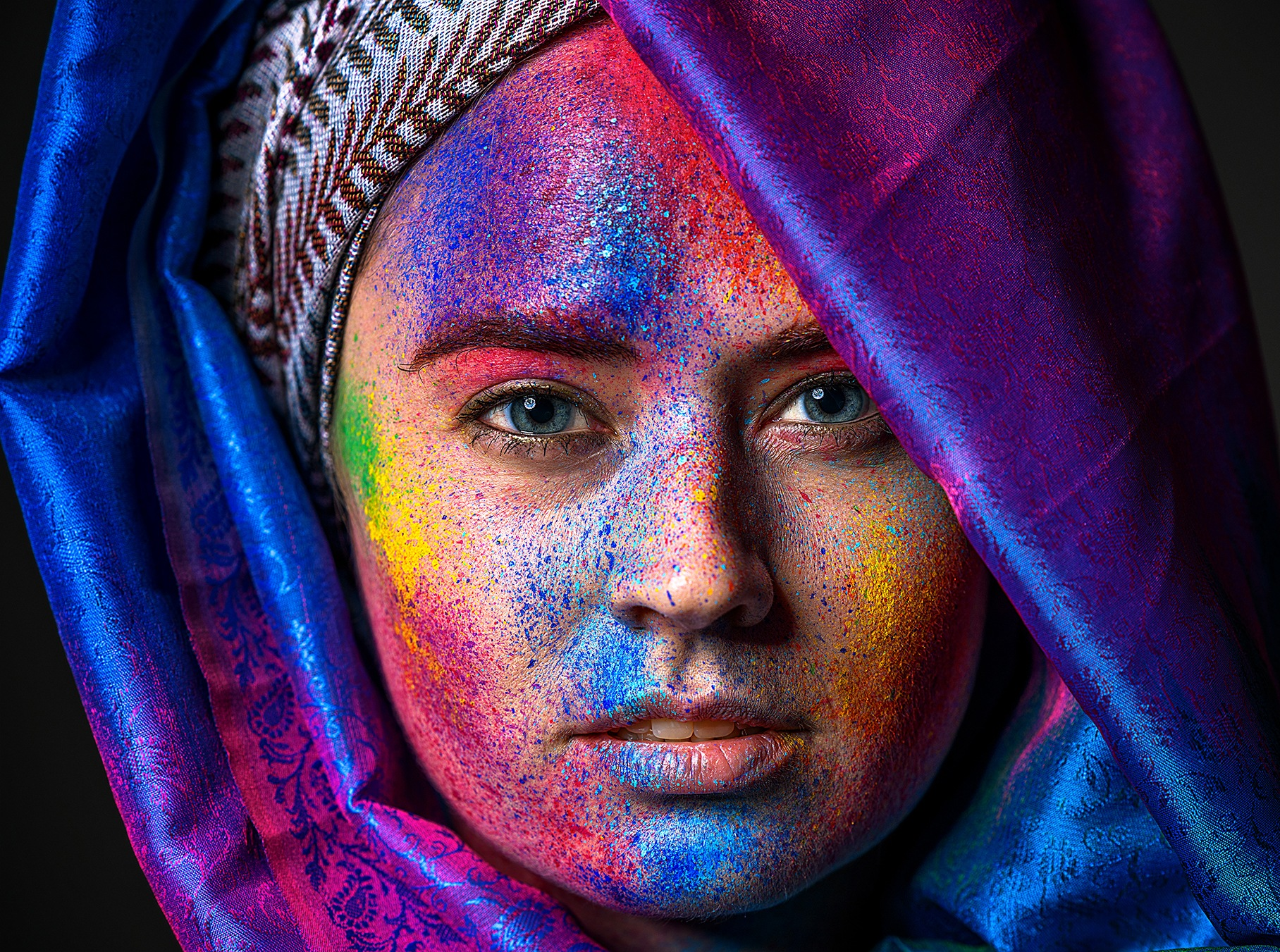 world of colors by Alaa