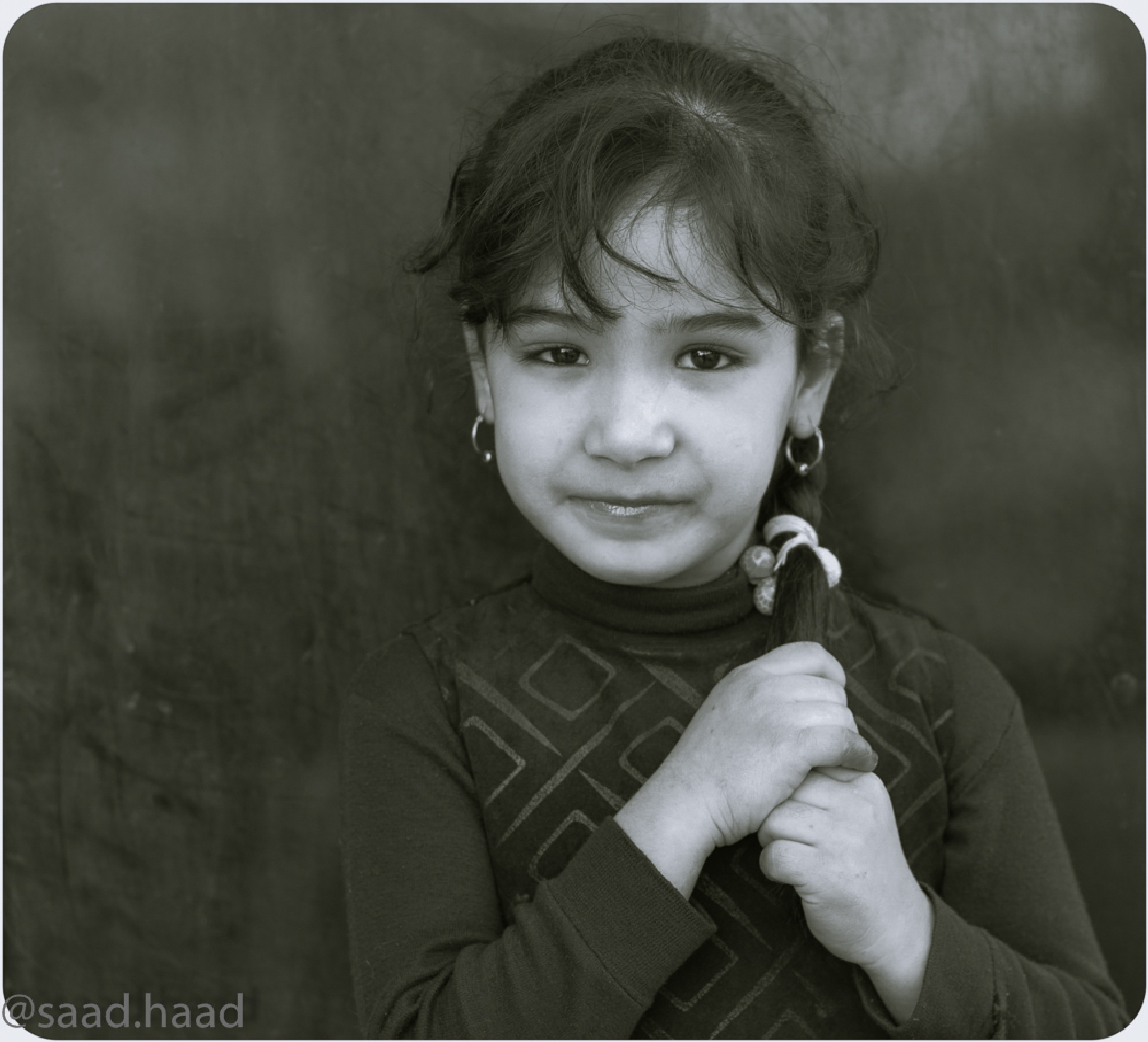 portrait by saadhaadrifai