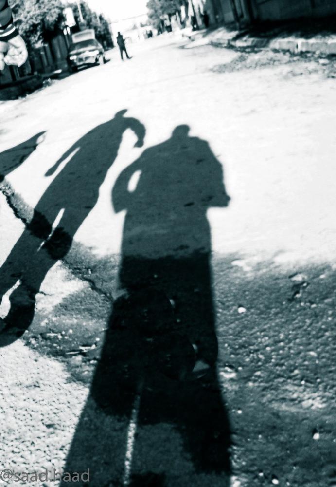 Shadows by saadhaadrifai