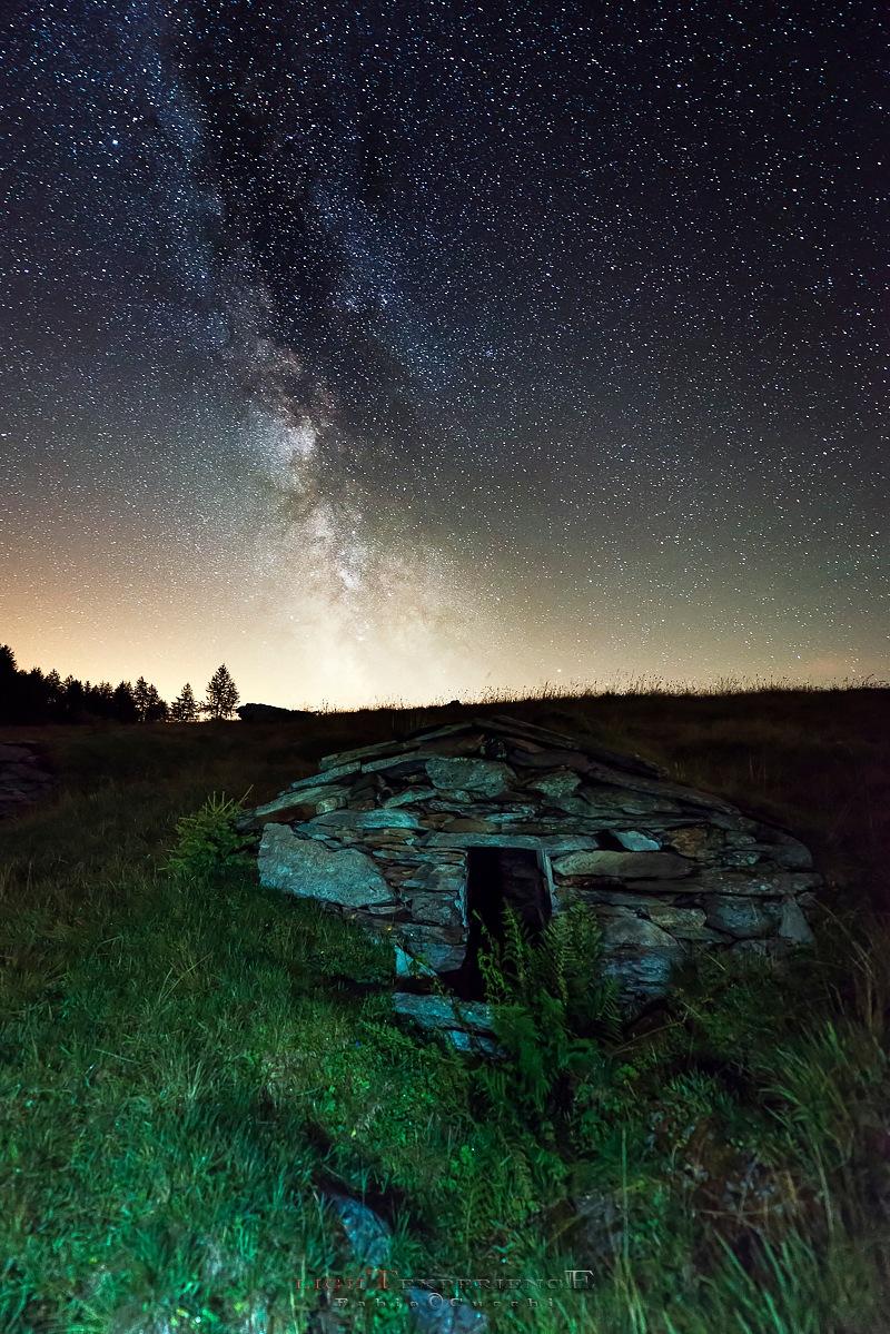Hidden Under the Stars by Fabio Cucchi