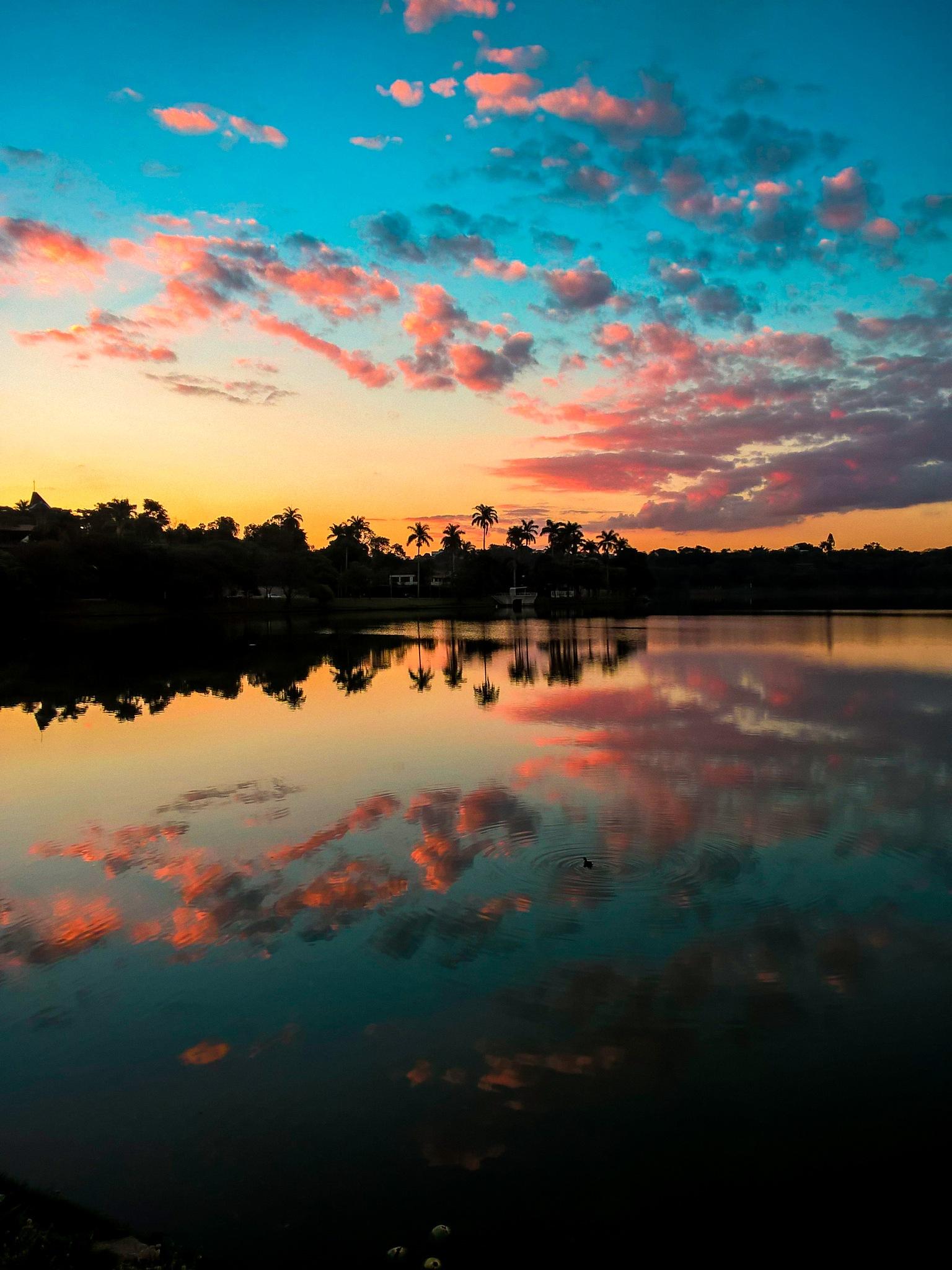 Pampulha Lagoon by Thiago Freitas