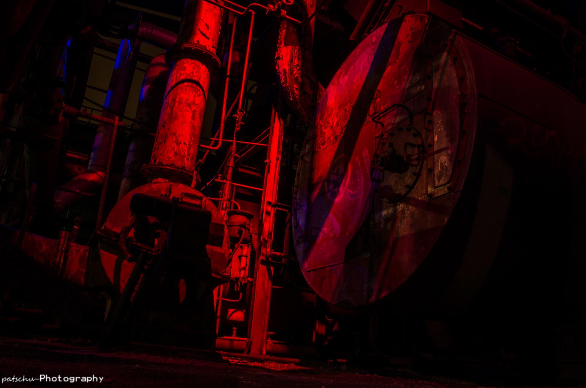 Red by Patrick Schubert