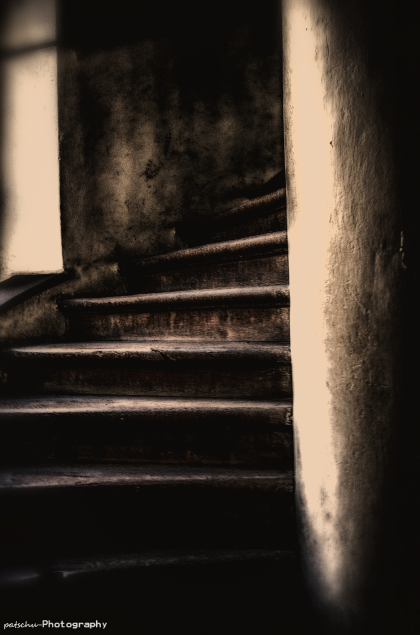 Stairs by Patrick Schubert