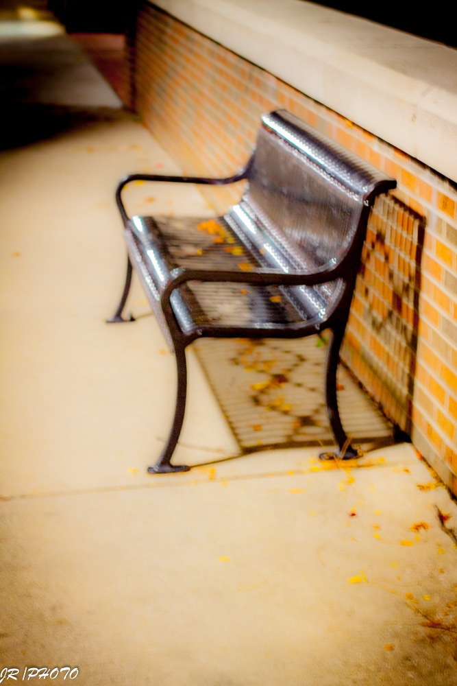 Park Bench by JamesARodgers