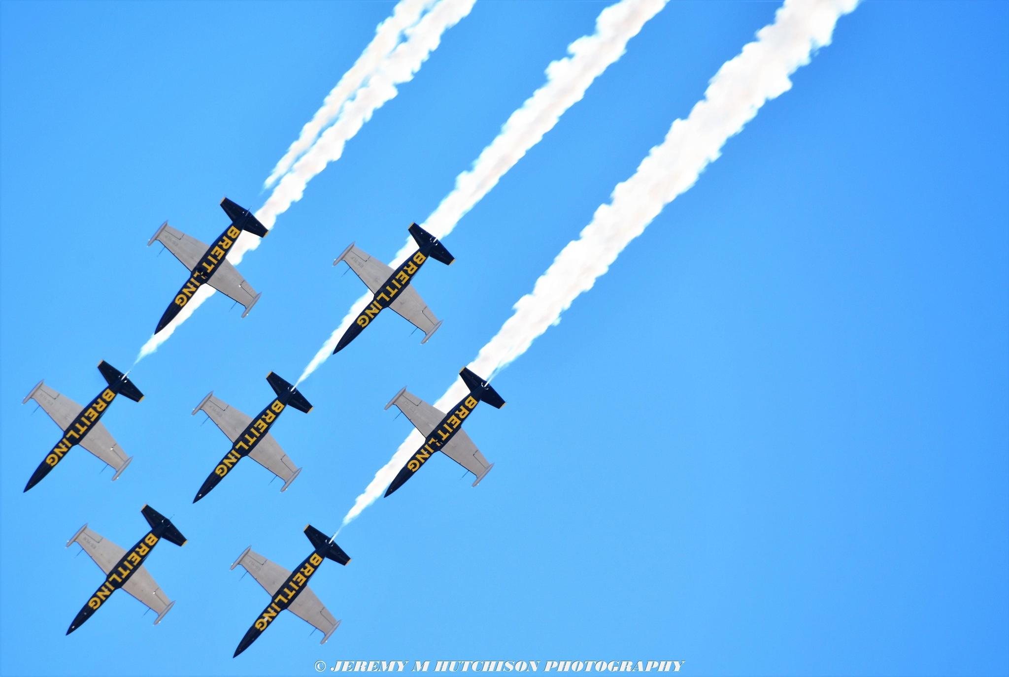 Miramar Air Show 2016 by Jeremy M Hutchison
