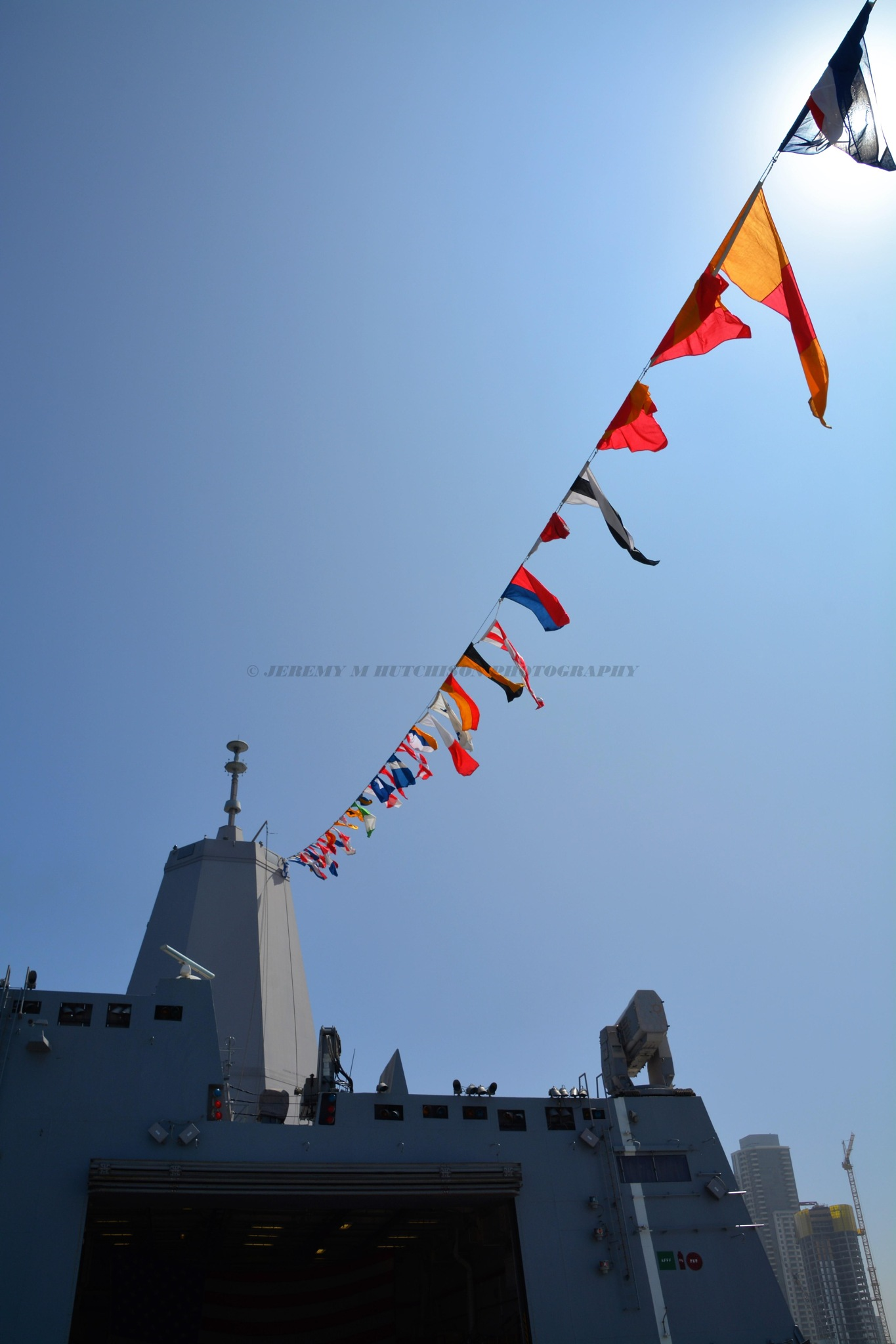 USS San Diego San Diego Fleet Week by Jeremy M Hutchison