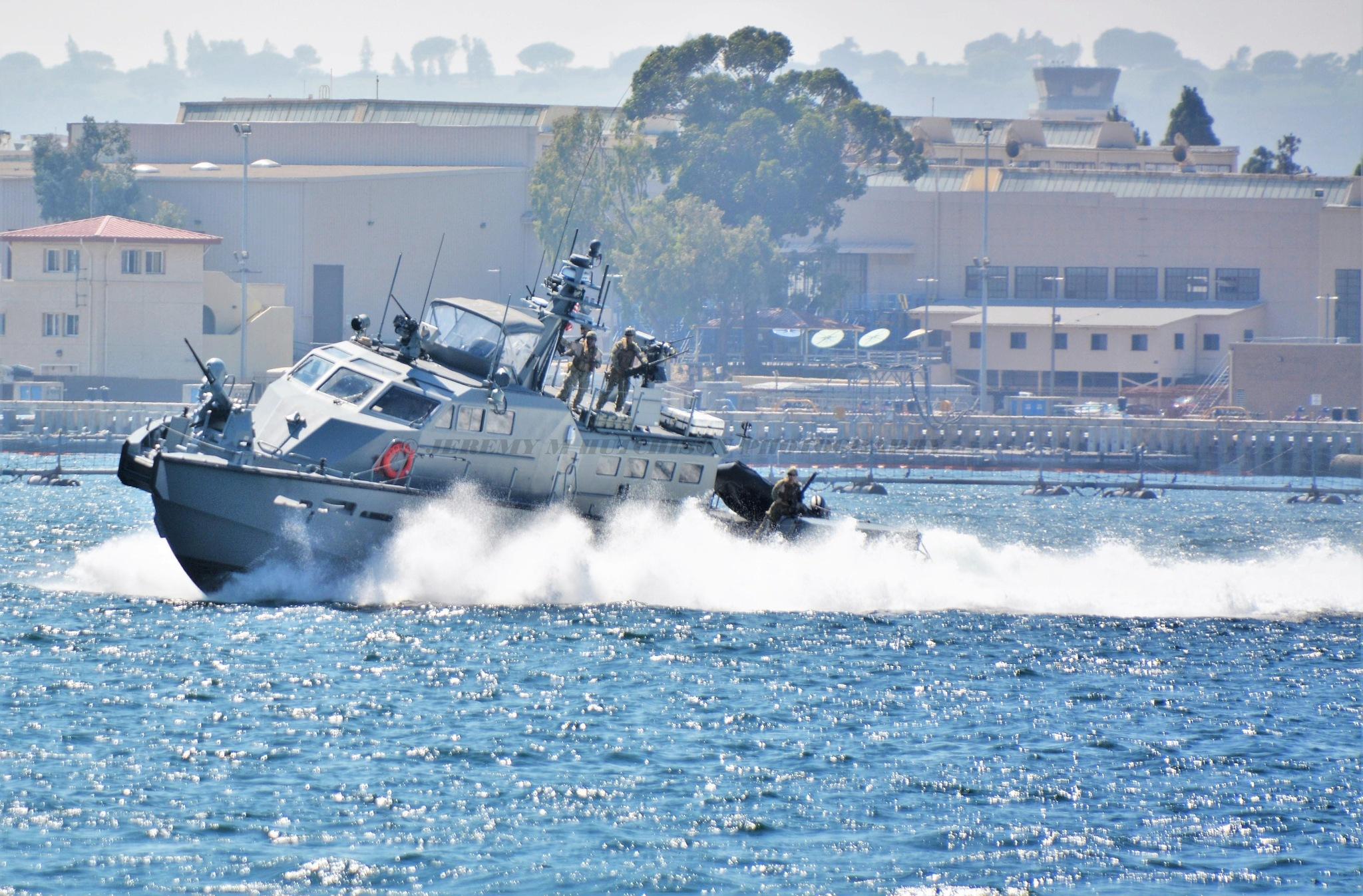 Us Navy Badass San Diego Fleet Week  by Jeremy M Hutchison