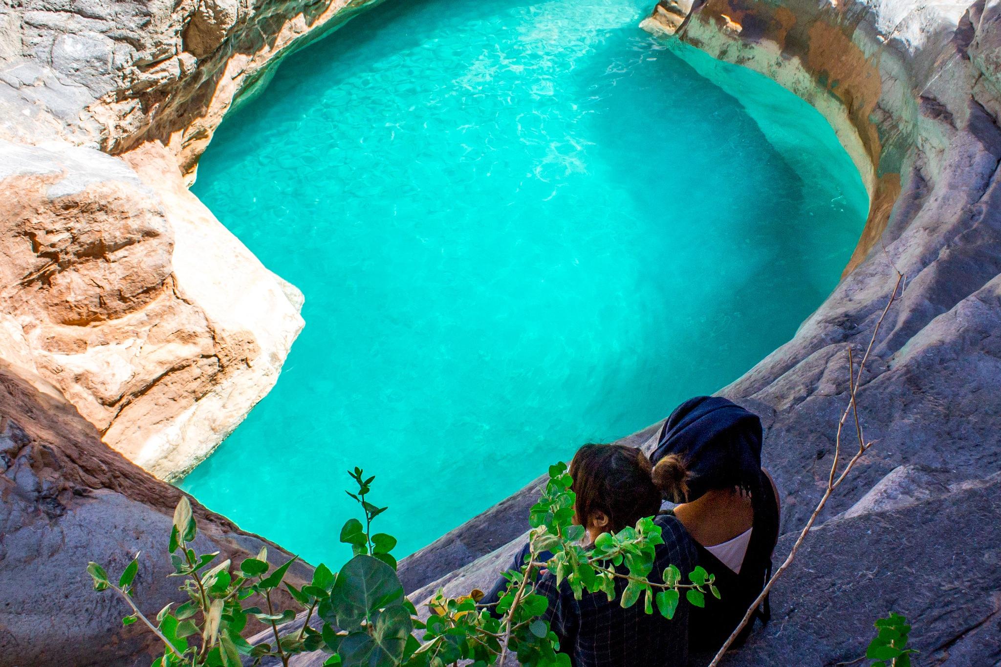 Paradise by Youness Fakoiallah