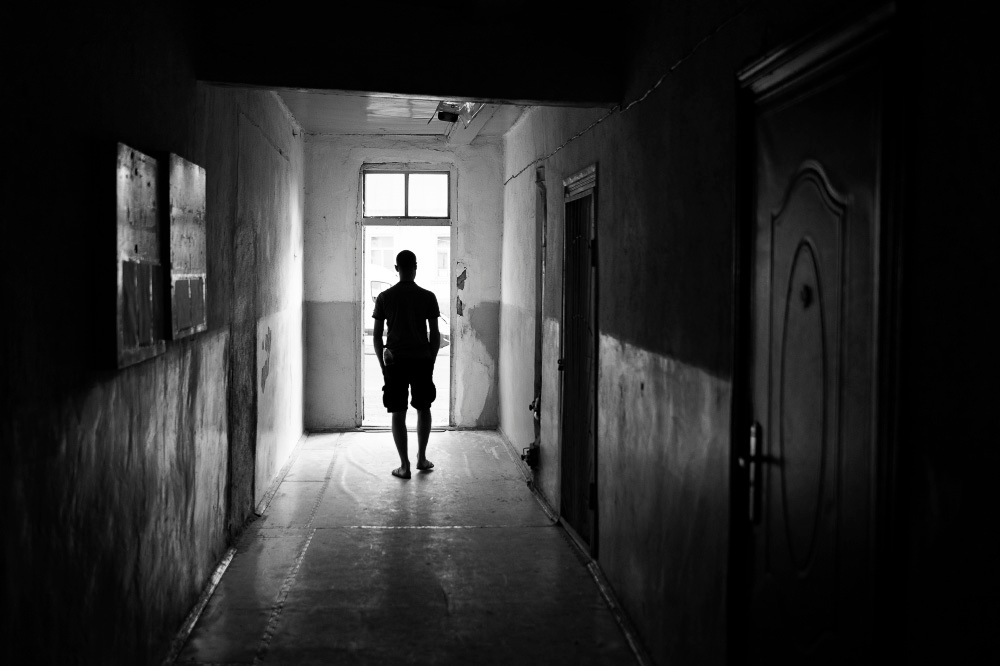 Find An Open Door by testmeat