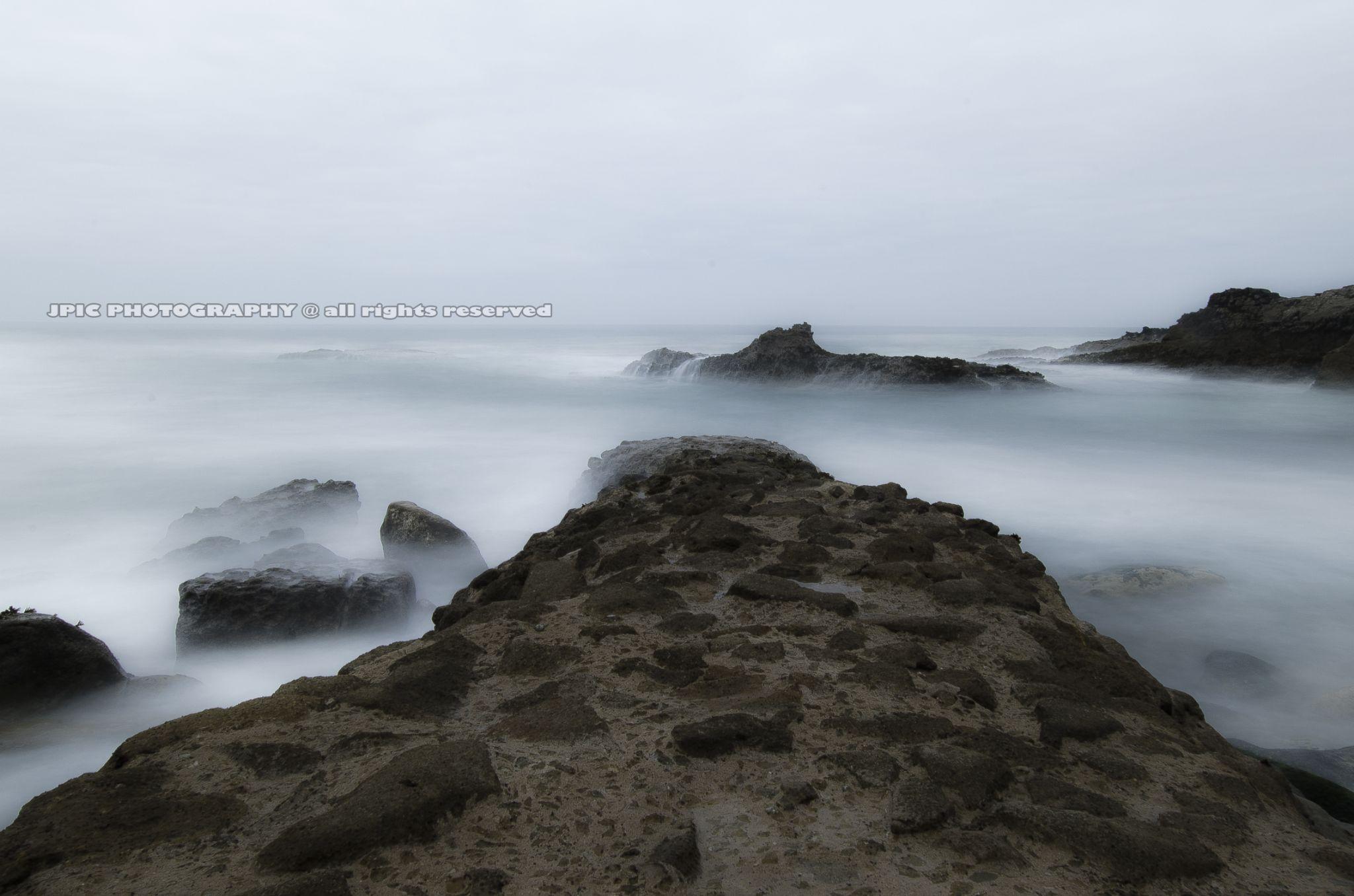 Through the sea by Joao Pedro Pereira