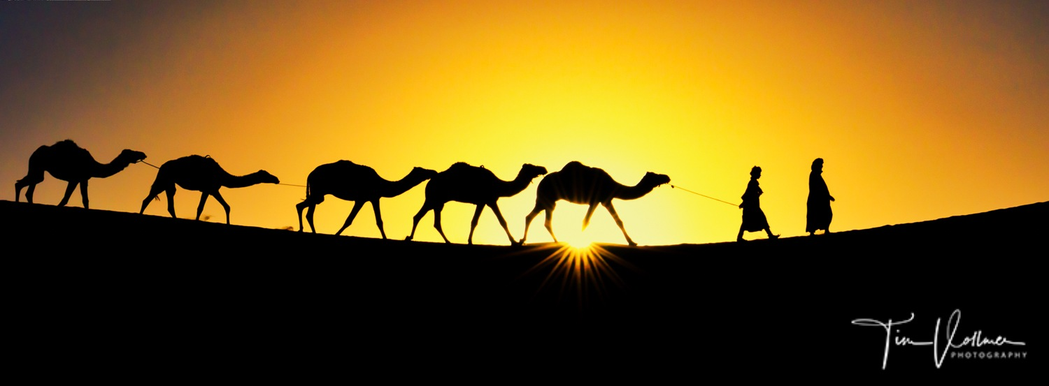 Amazing Morocco :-) by Tim Vollmer