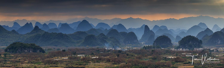 Amazing Yangshuo county by Tim Vollmer