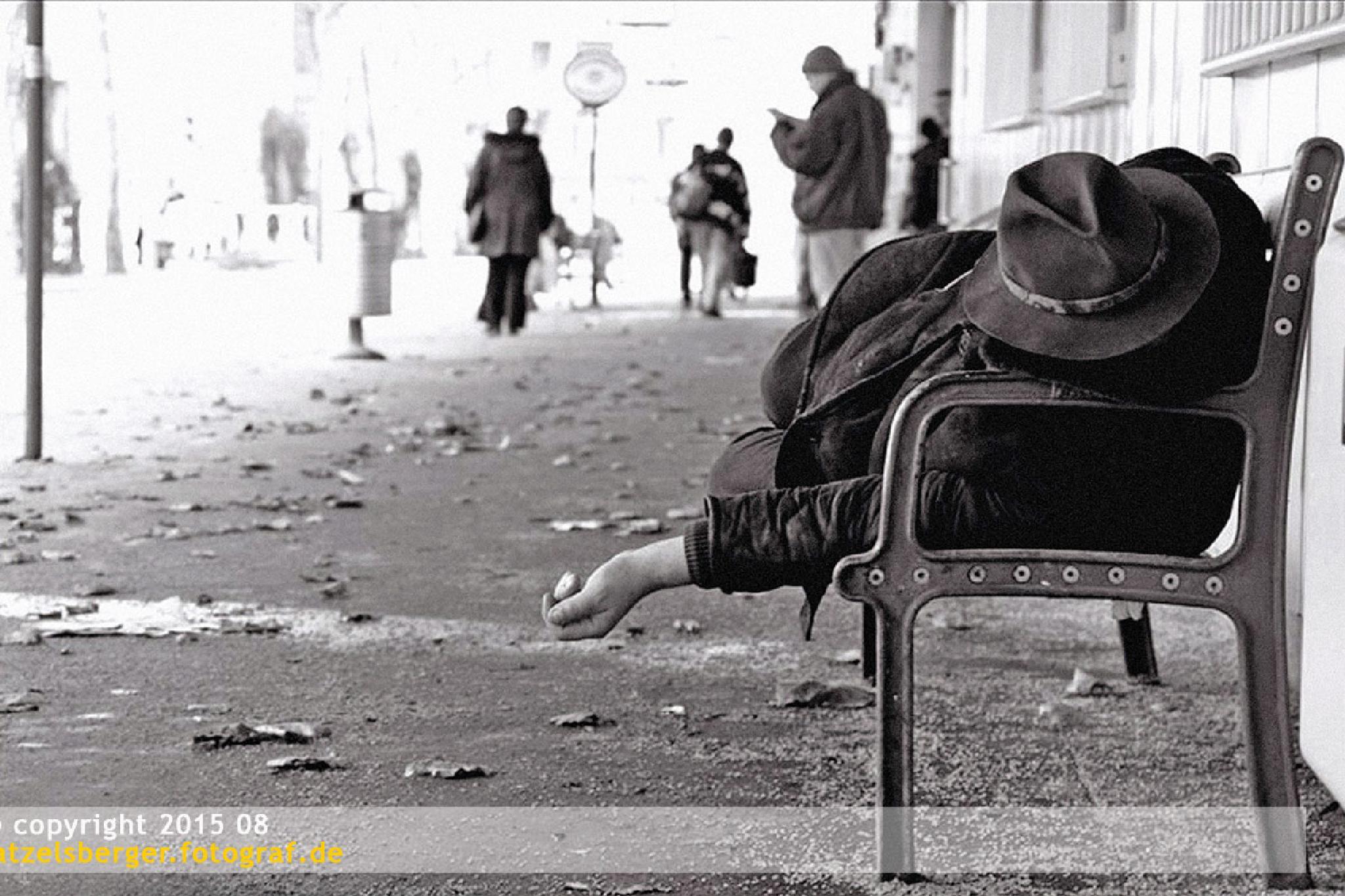 homeless by erich latzelsberger