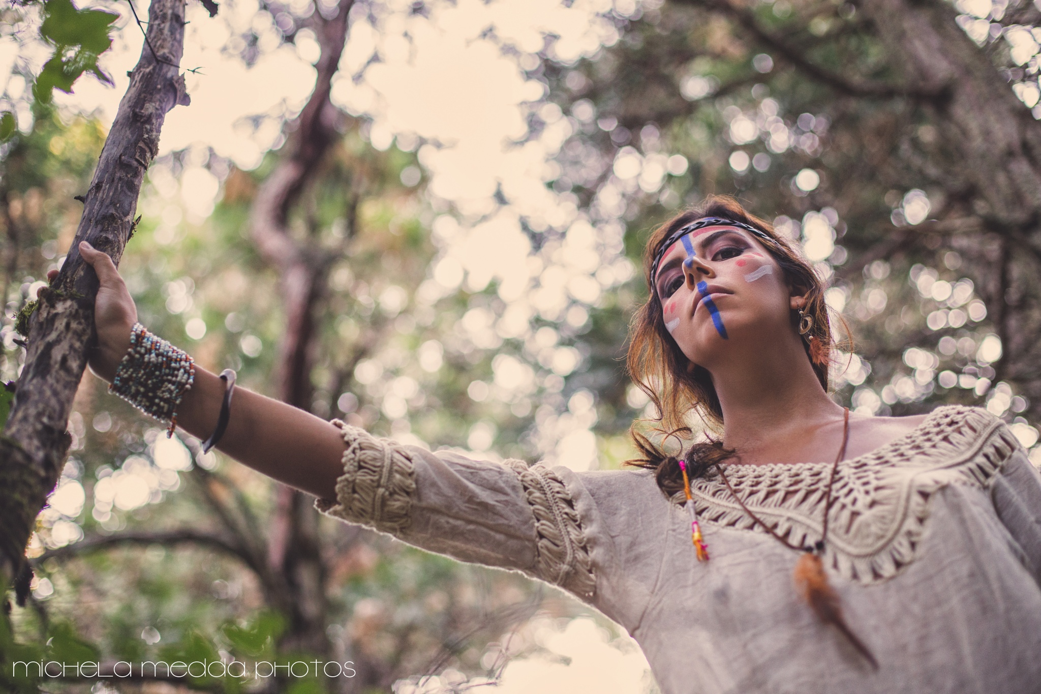 Into the Woods by MichelaMedda