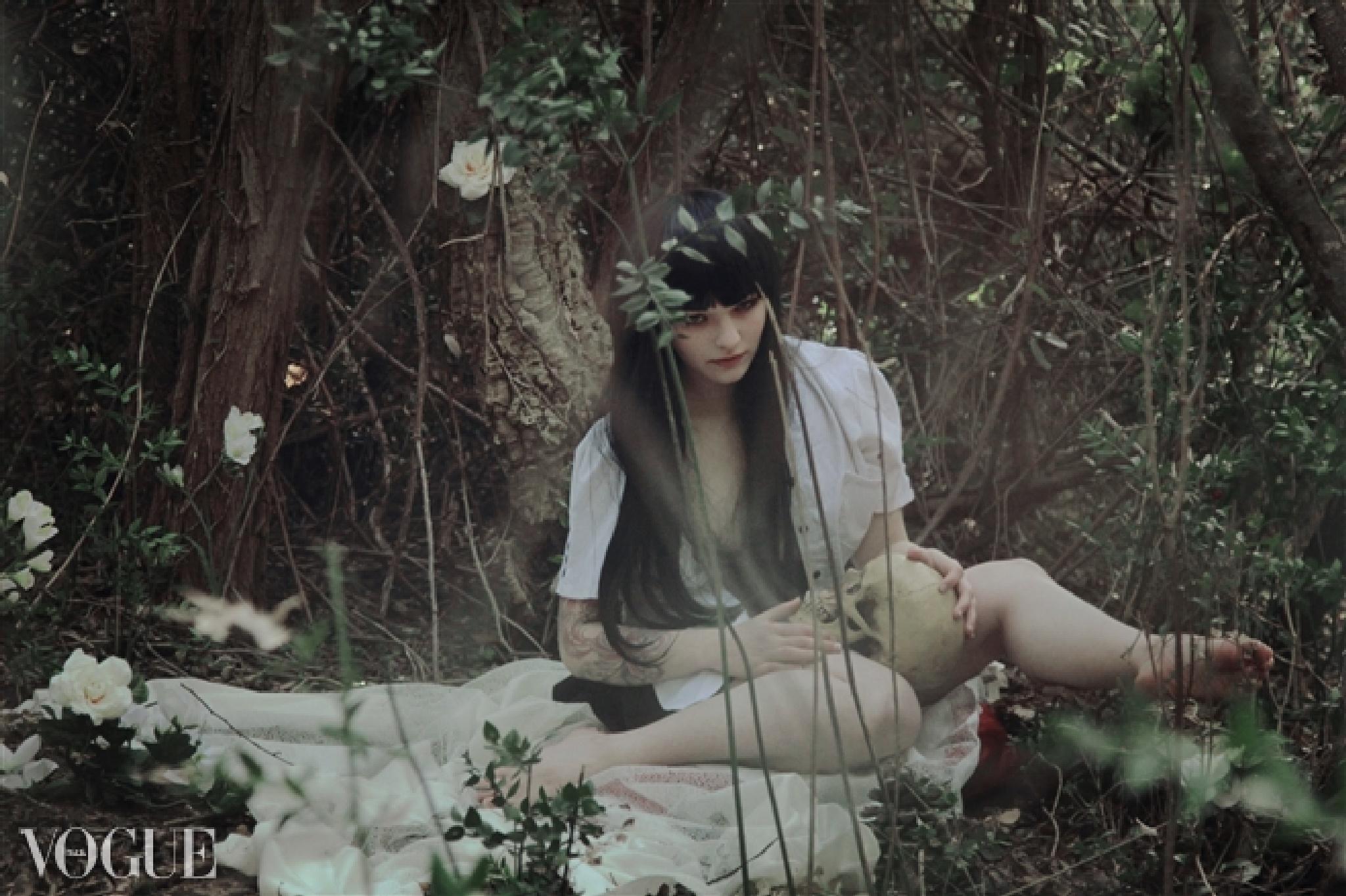 Tribute to Takato Yamamoto  by Natalia Kovachevski