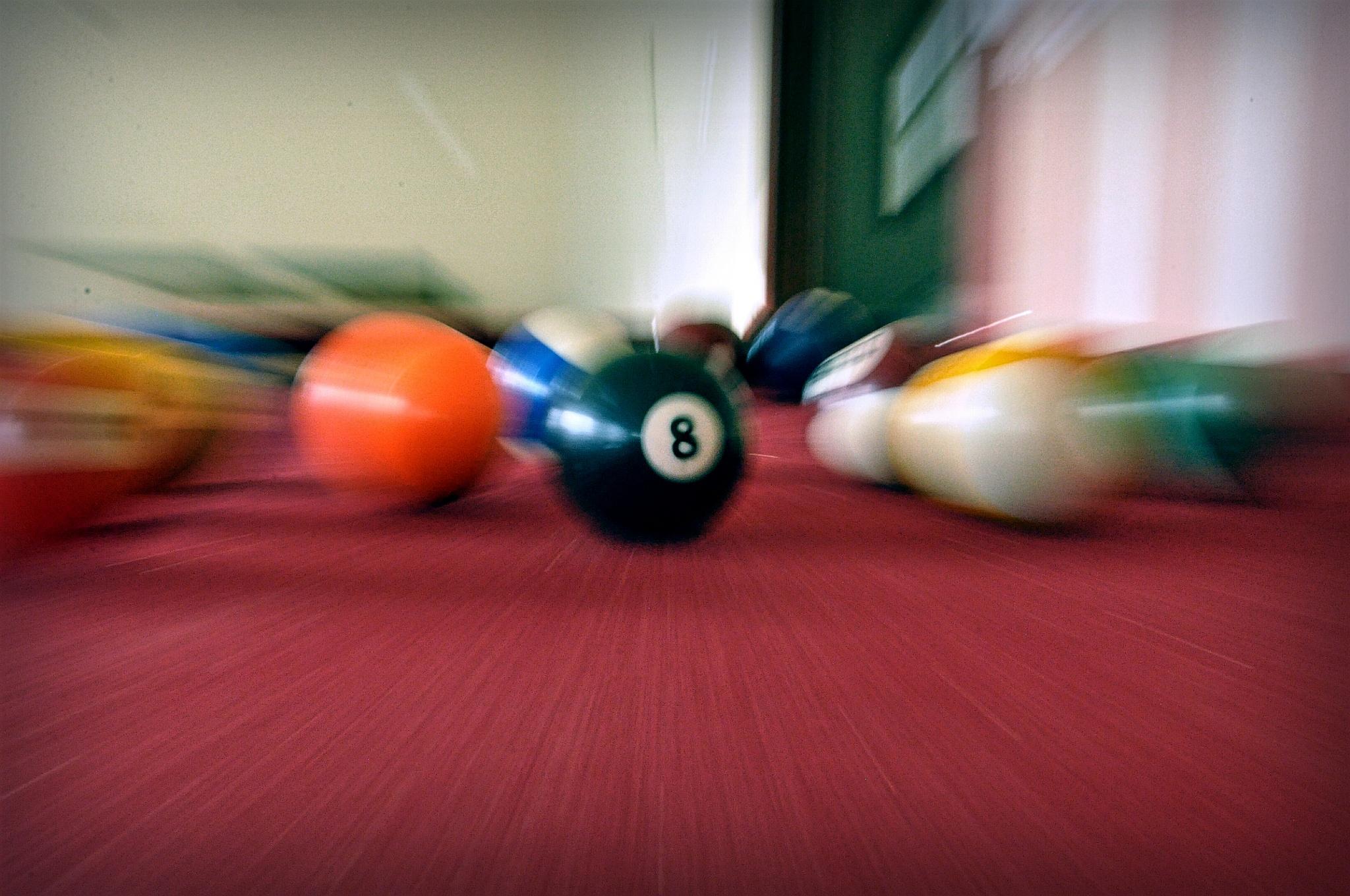 8 Ball by Brandyboy