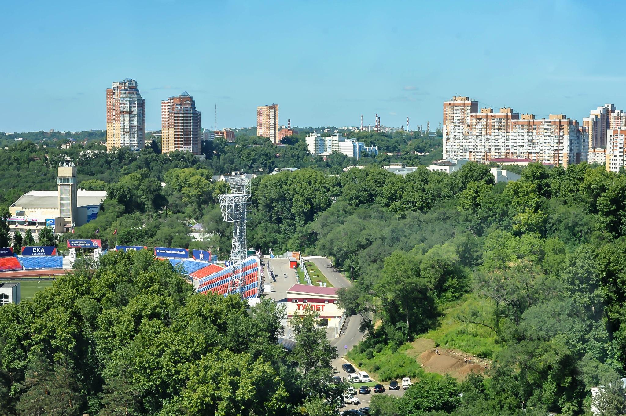 Habarovsk by FokusNik54
