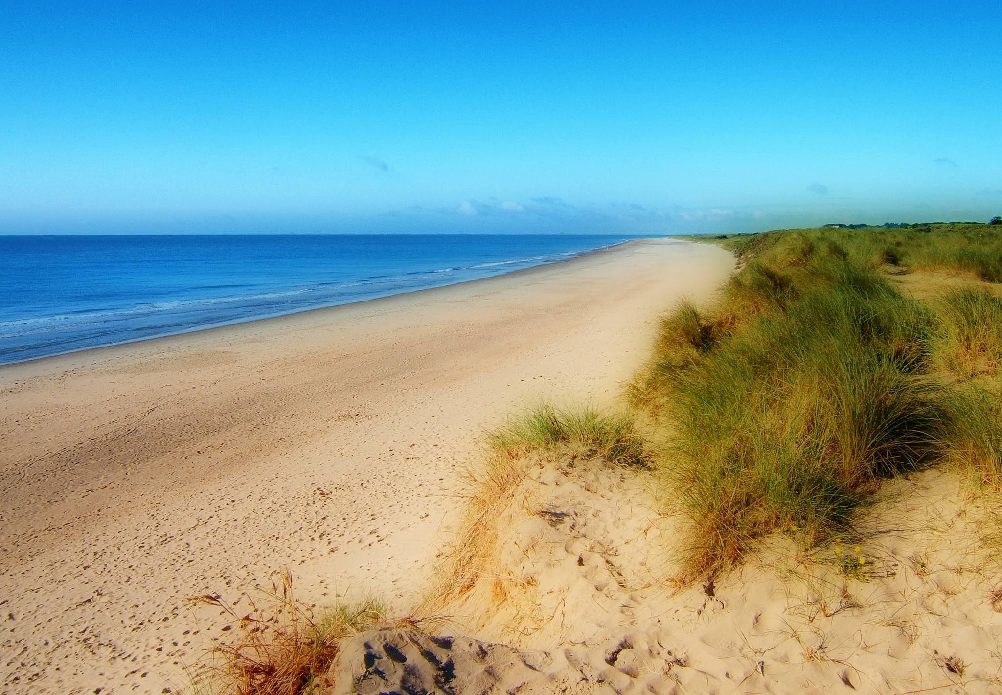 quality beach by Vitalijus Ruth
