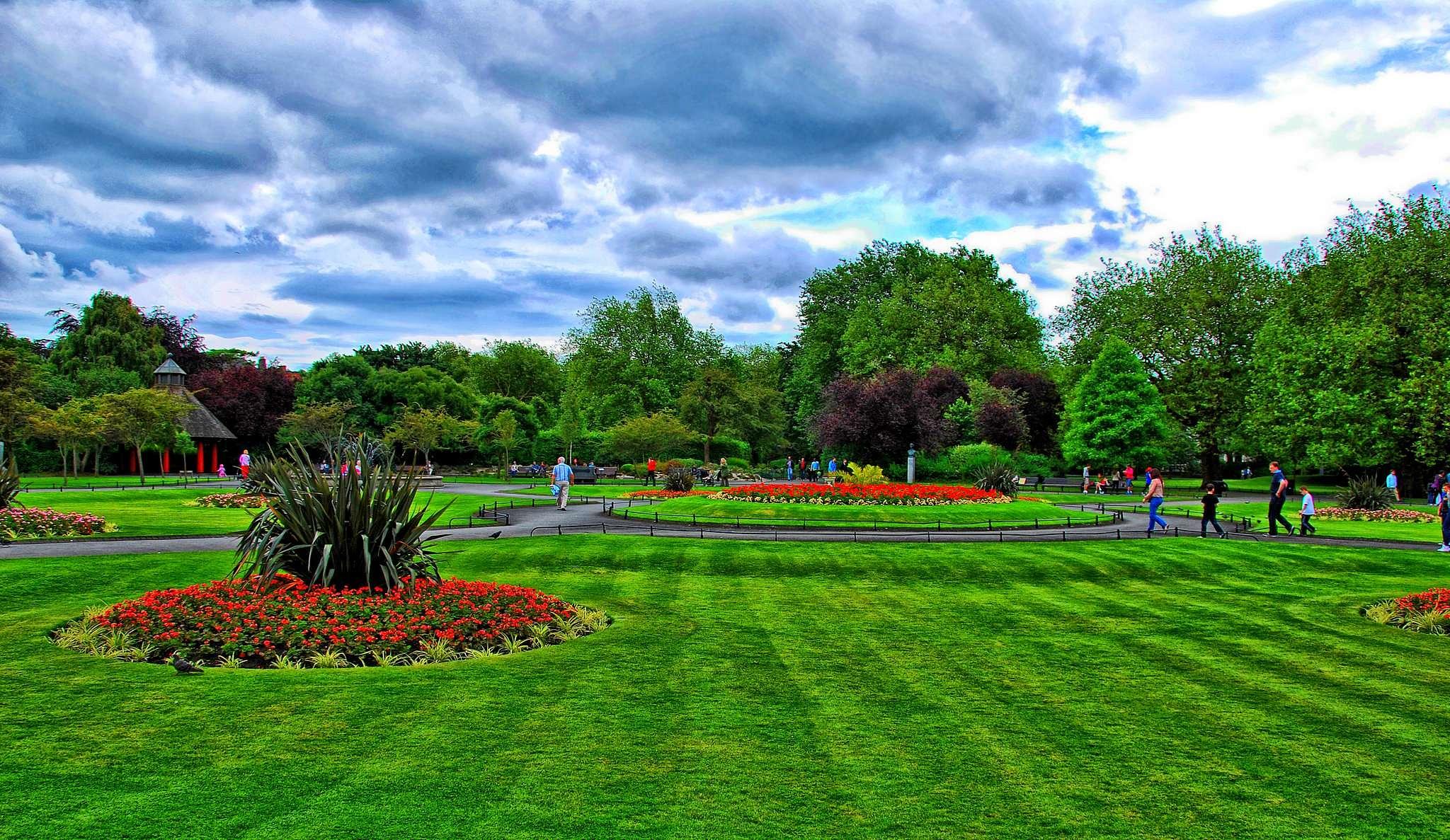 park by Vitalijus Ruth