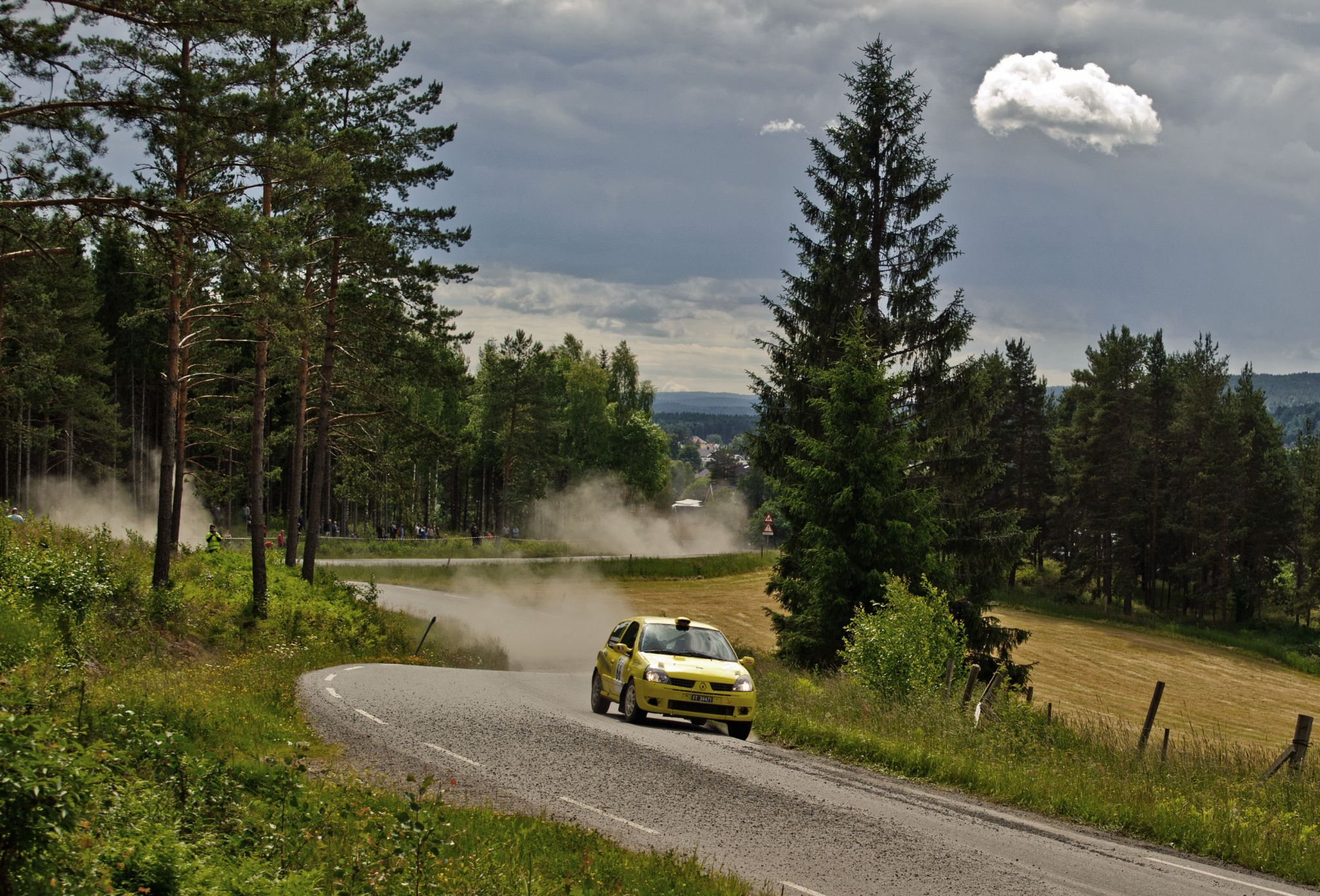 Norwegian championship, Rally by henrikhenrikhansson