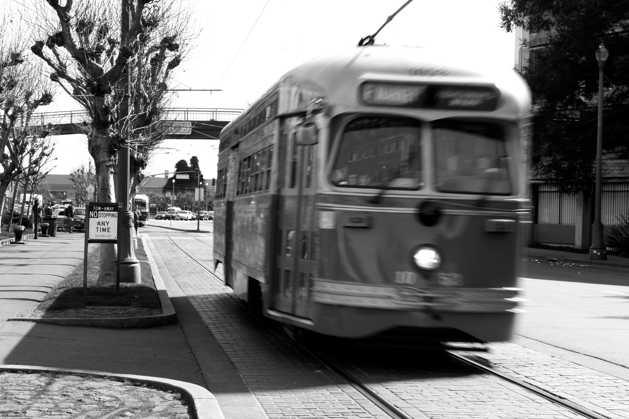 Streetcar on a Mission by aquilesiam