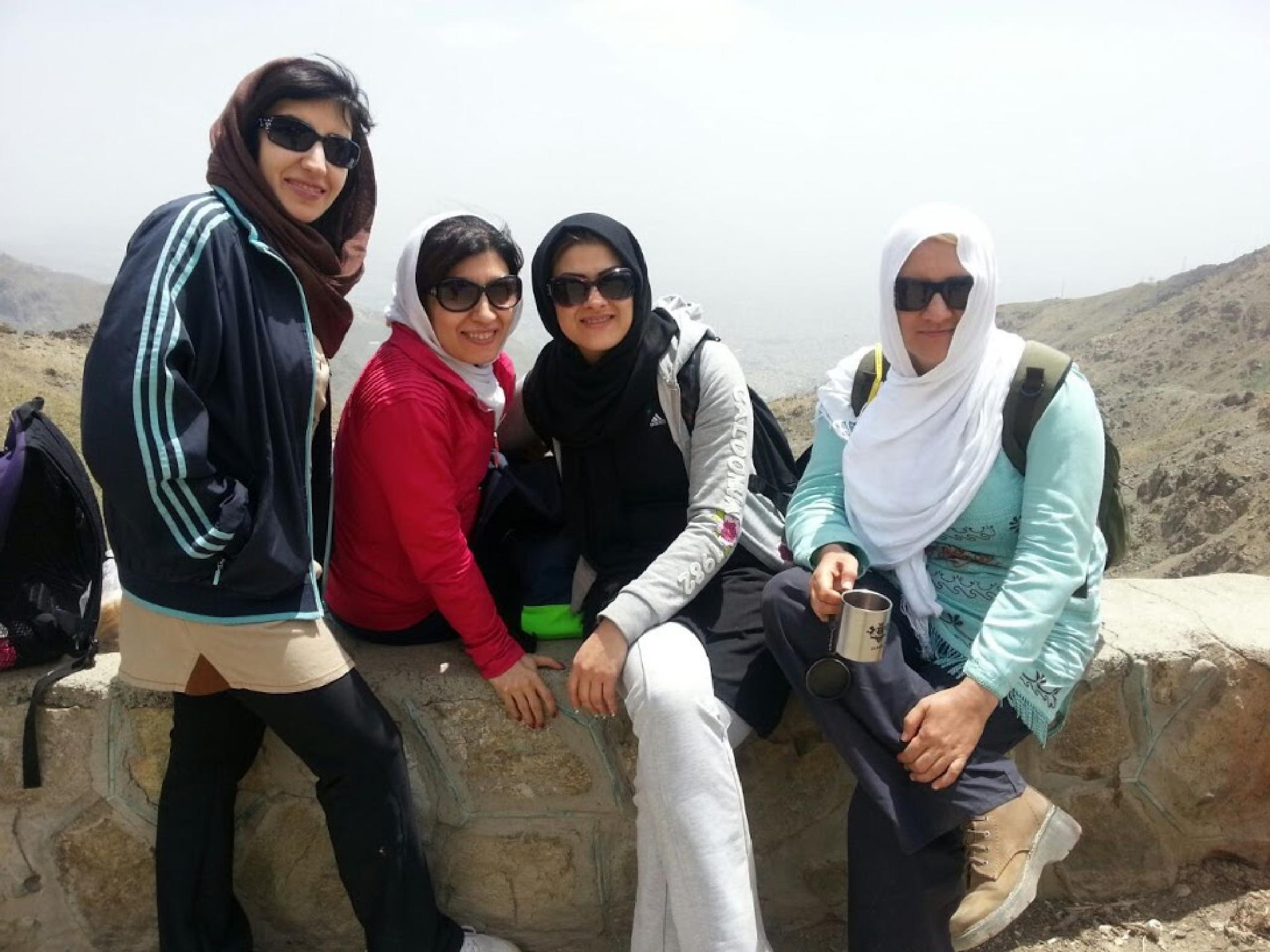 کوه نوردان by nooshafarin