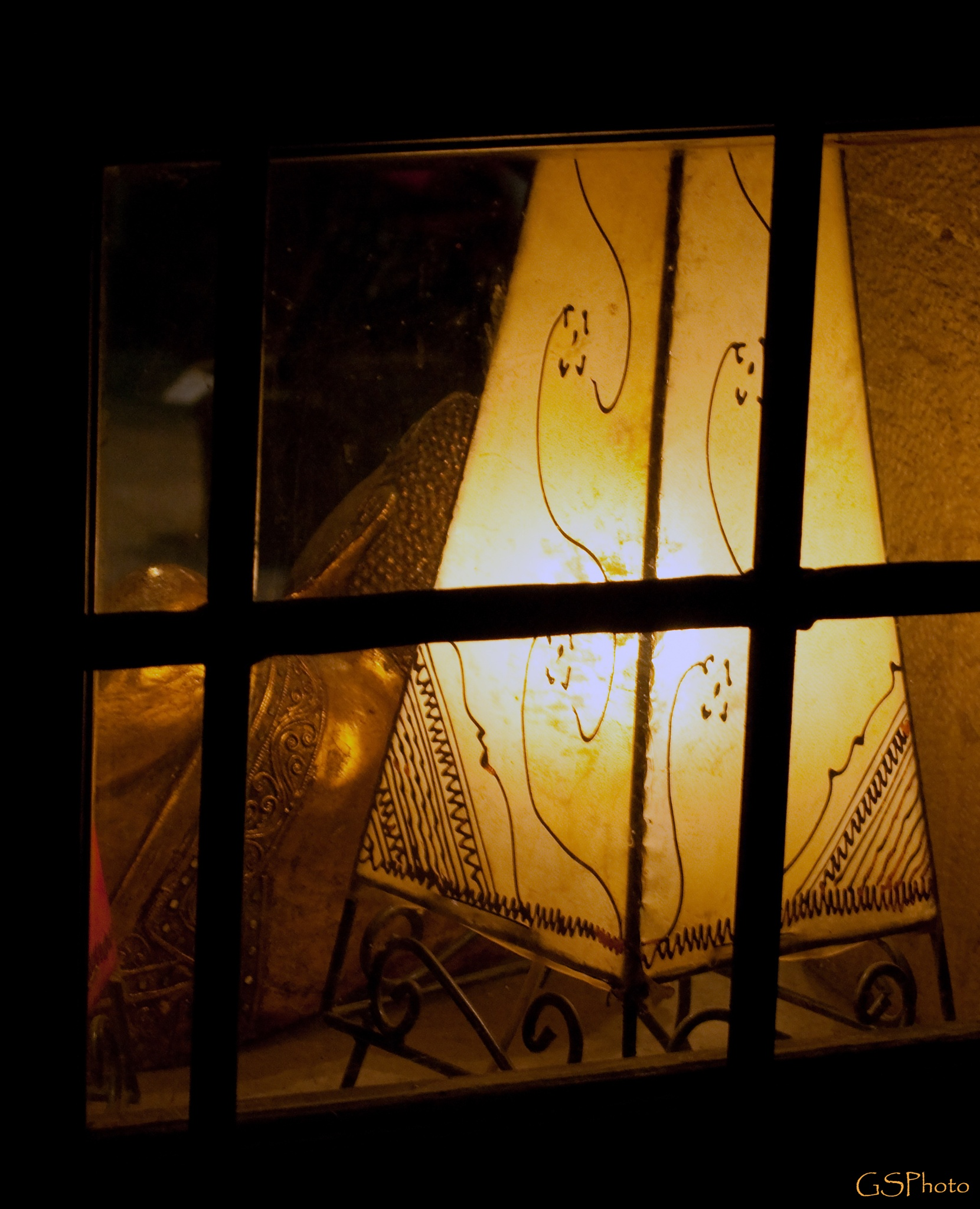 The window. by GSPhoto