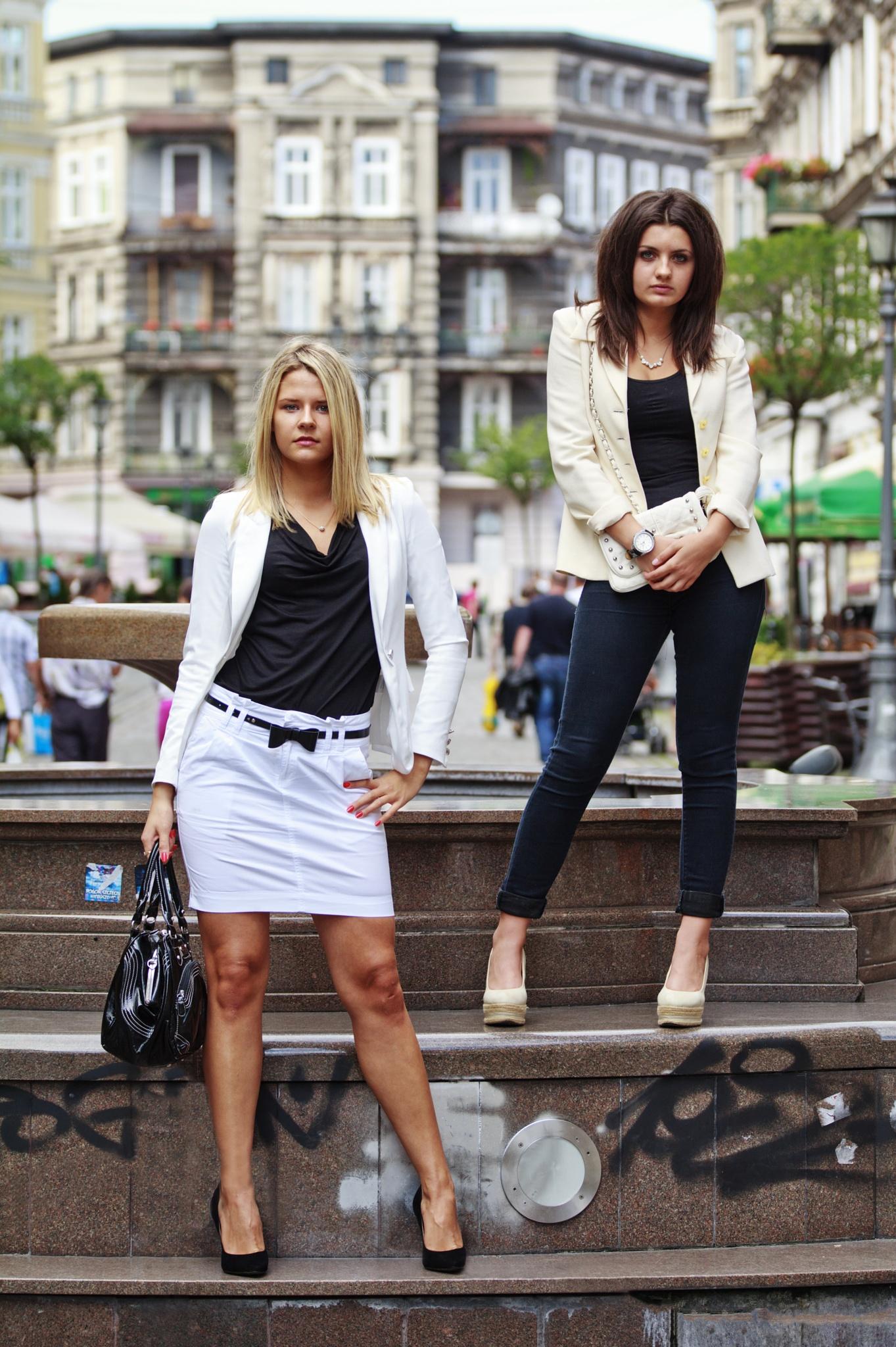 Street fashion by Karolina Hajdysz