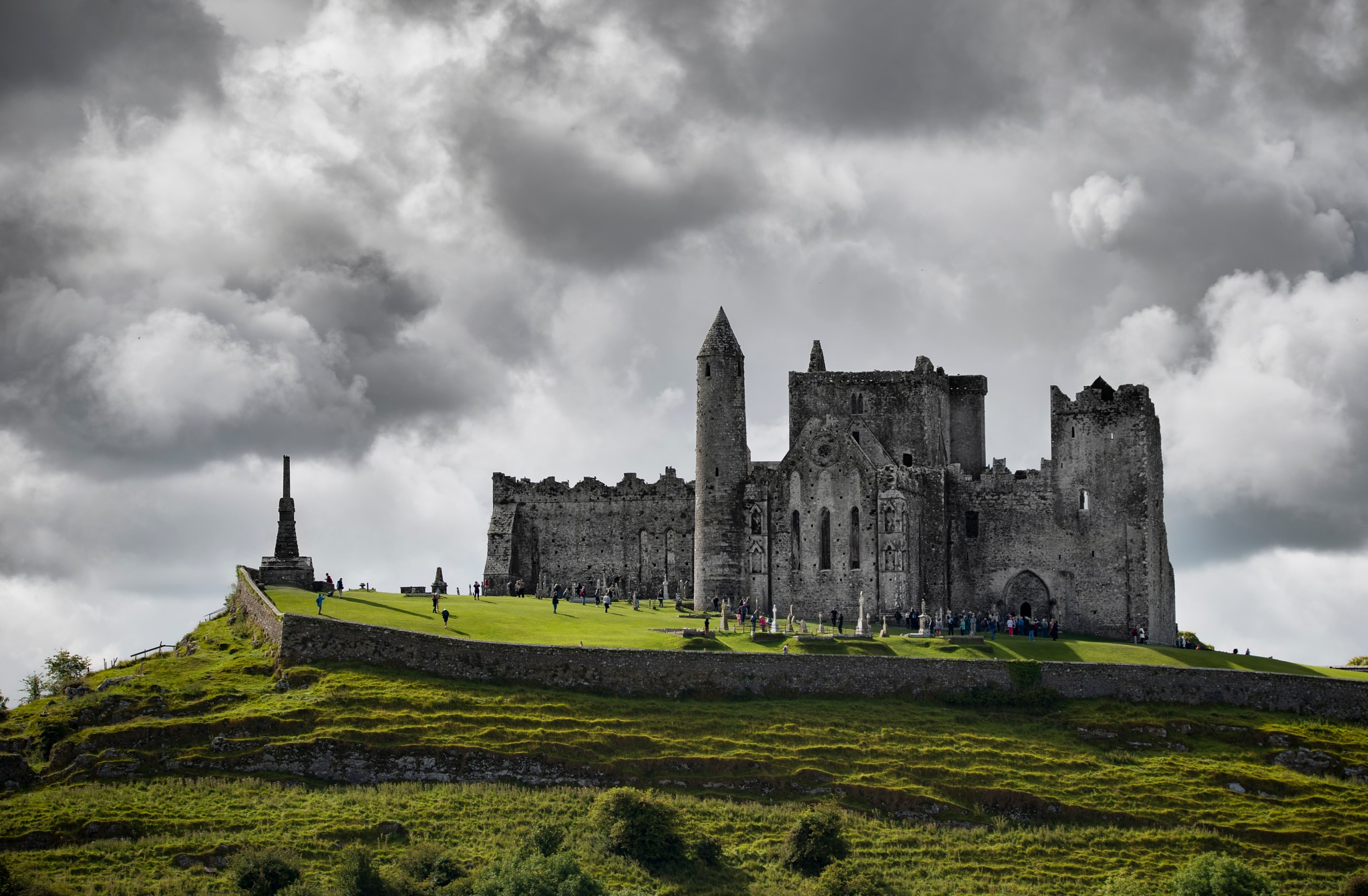 The Rock of Cashel, Ireland by Paul Tebbs @ImaginPhotography