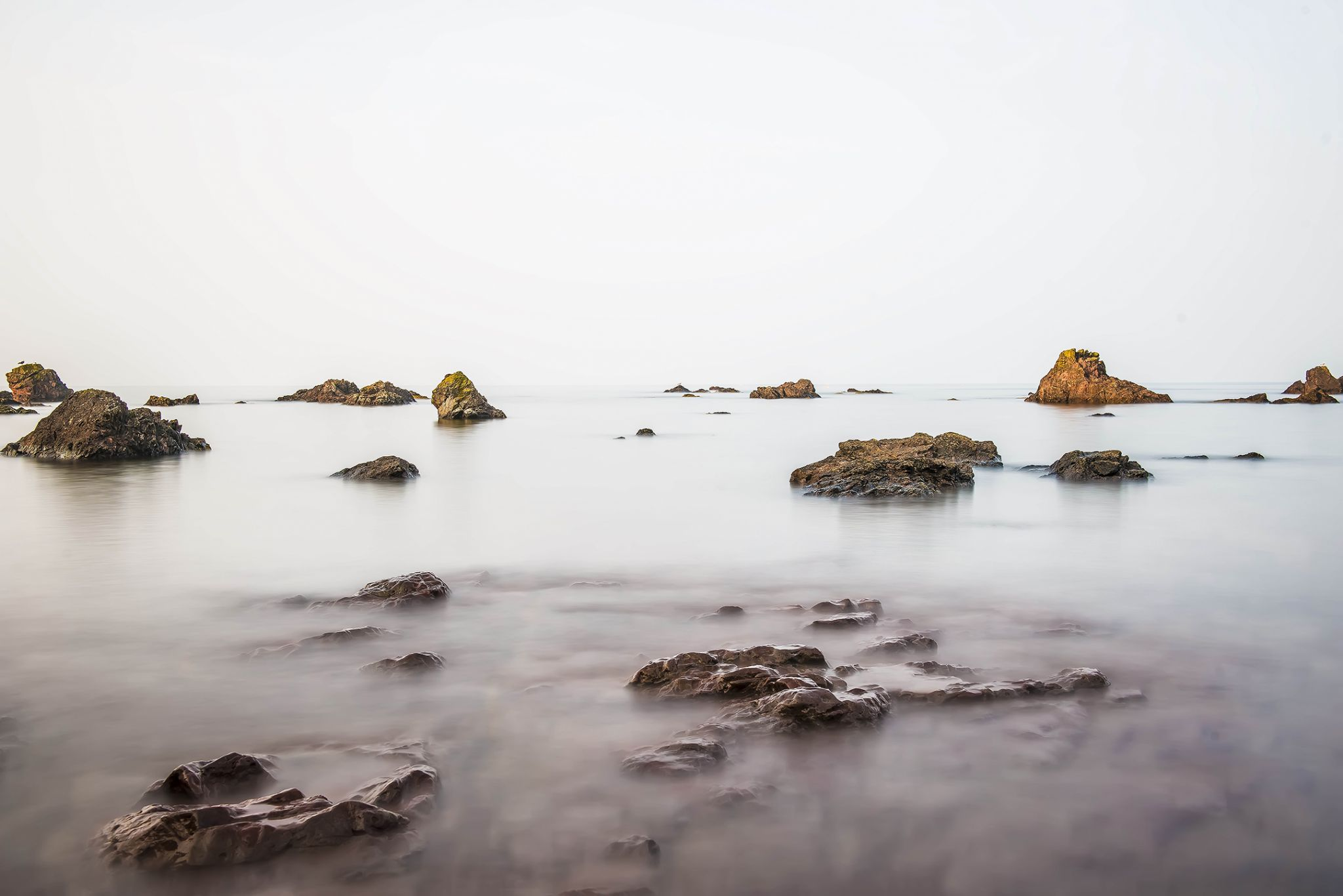 Stoned the sea by Paul Tebbs @ImaginPhotography