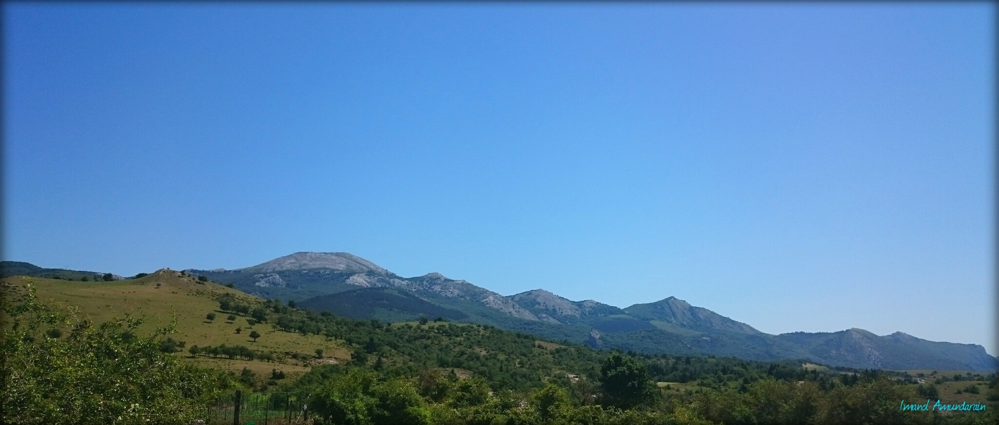 Aitzgorri - Aratz Natural Park in Álava / Basque Country  by  Imanol Amunain Eyael