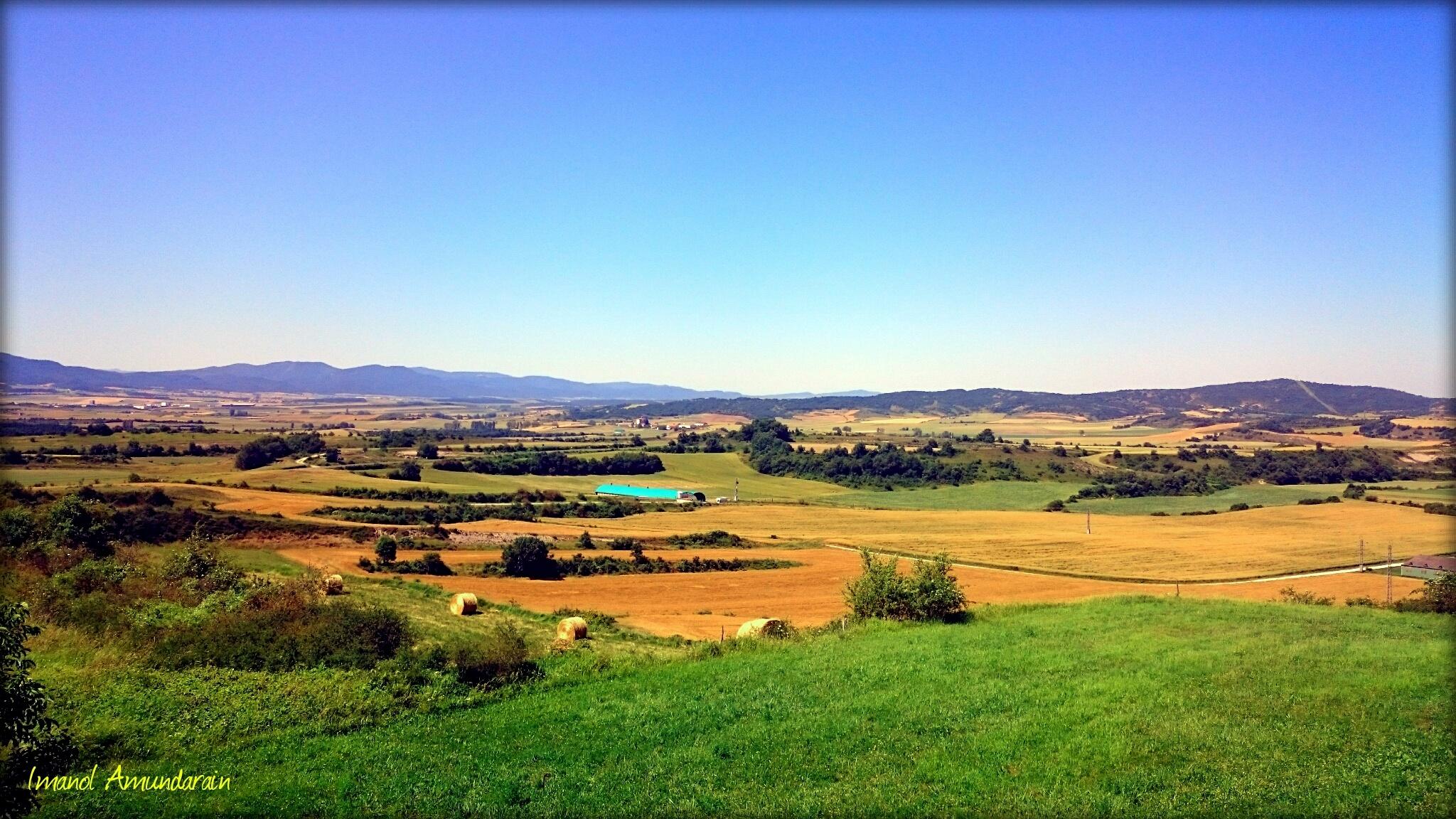 Álava's landscape / Basque Country  by  Imanol Amunain Eyael