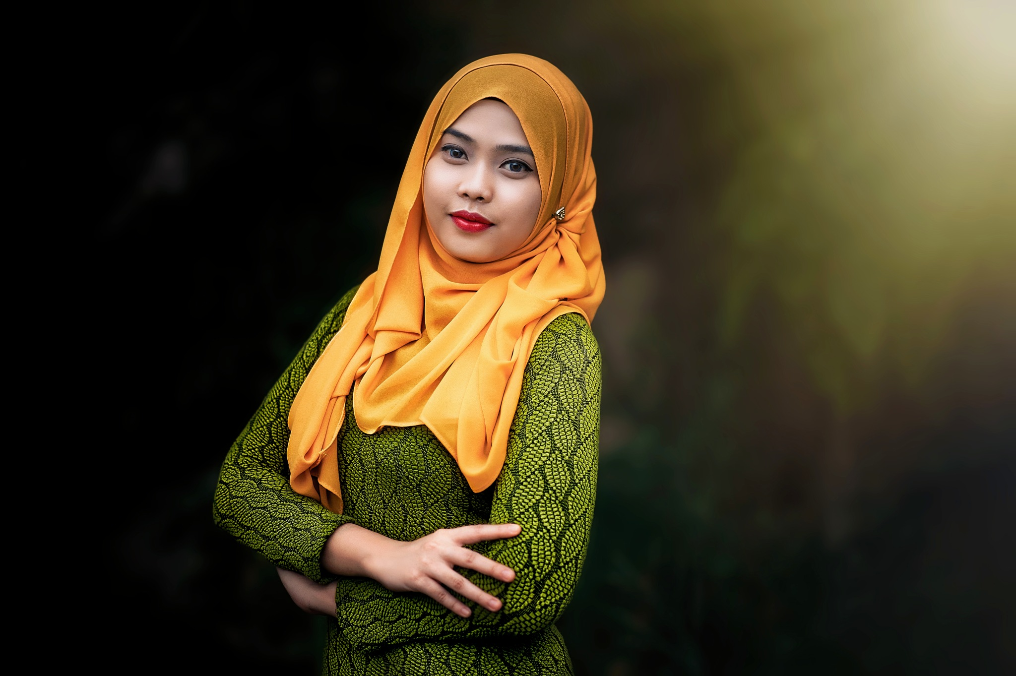 Awin pose by MSR Photography