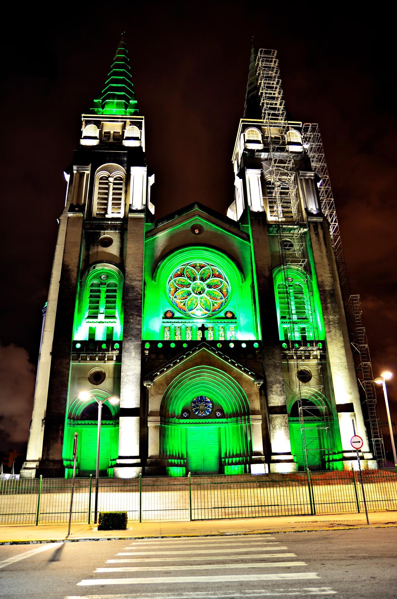 Catedral Metropolitana de Fortaleza/CE! by Eloizo Junior