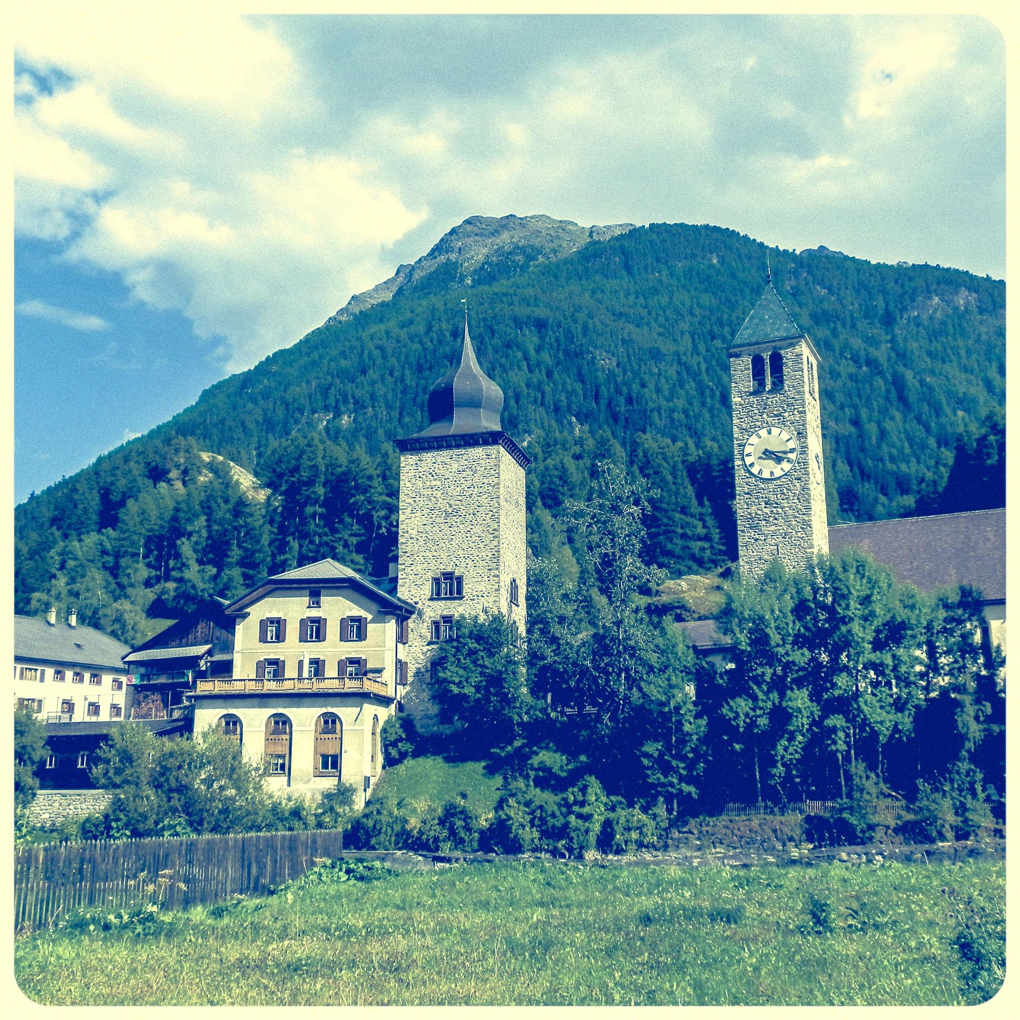 Photo in Travel #davos #swiss #instagram #olympus #travel