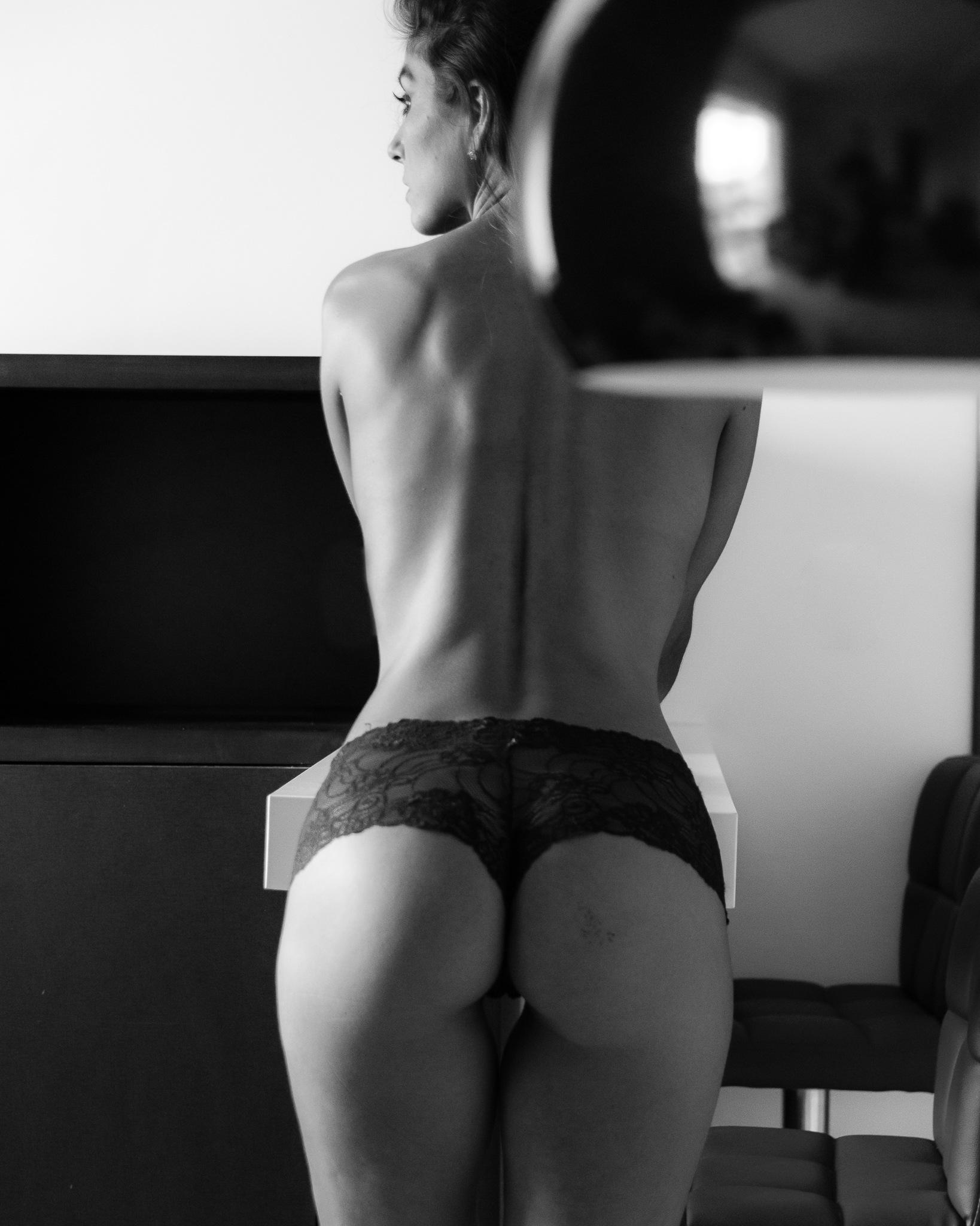 Photo in Black and White #pretoebranco #blackandwhite #luznatural #lingerie