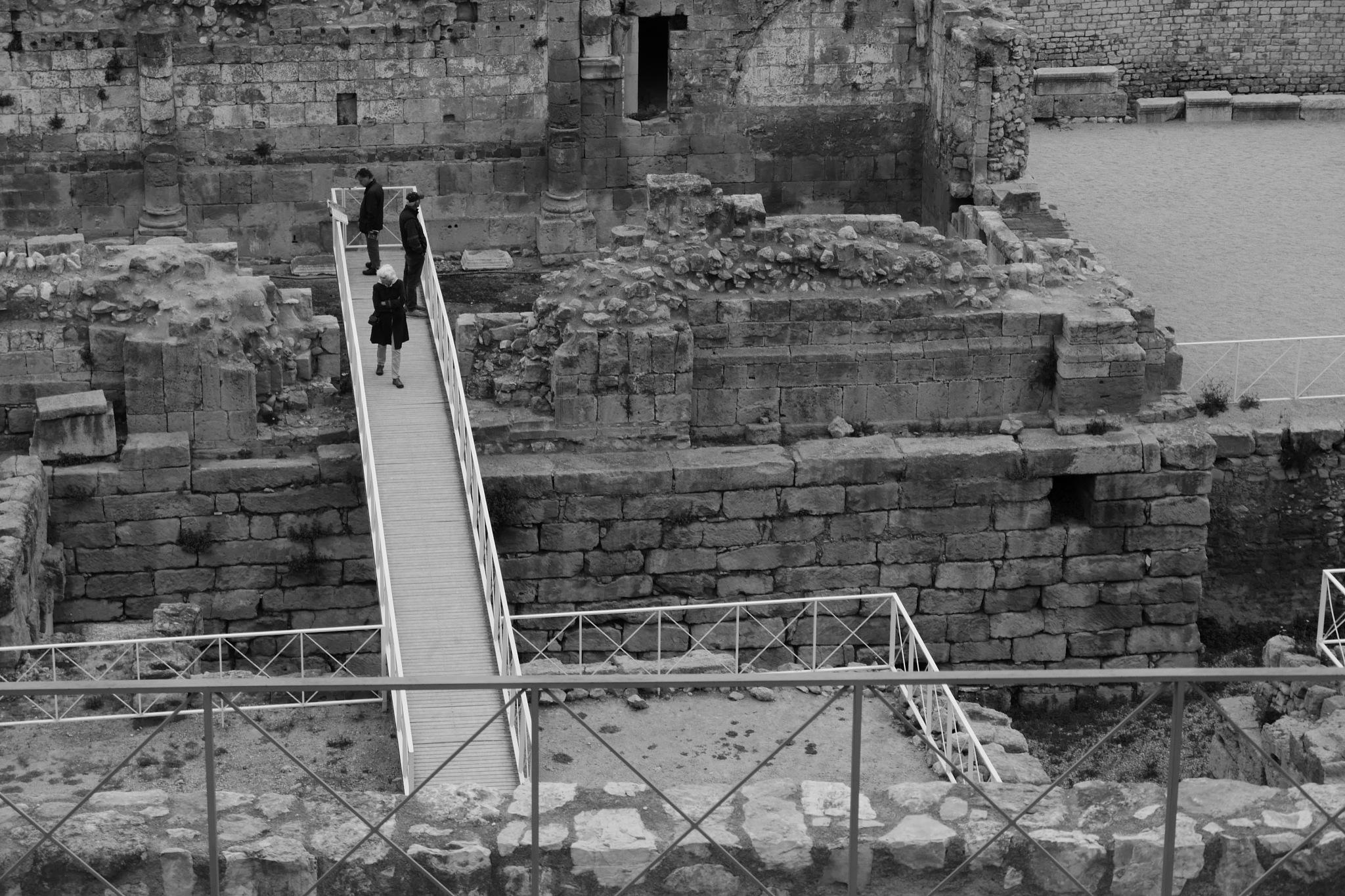 Bridge by Darchae