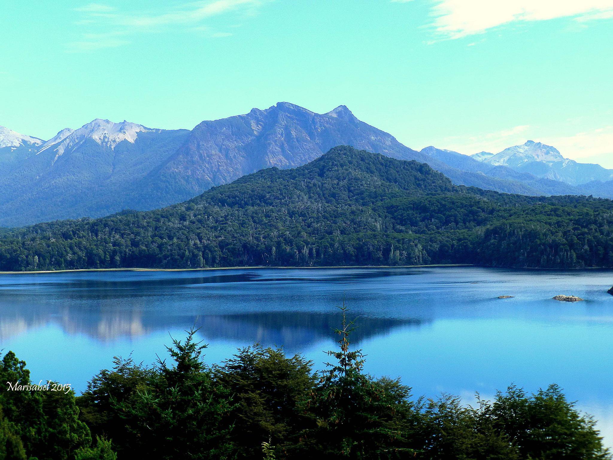 Bariloche , sus lagos y montañas , bellisimo ! by marisabelcaferri